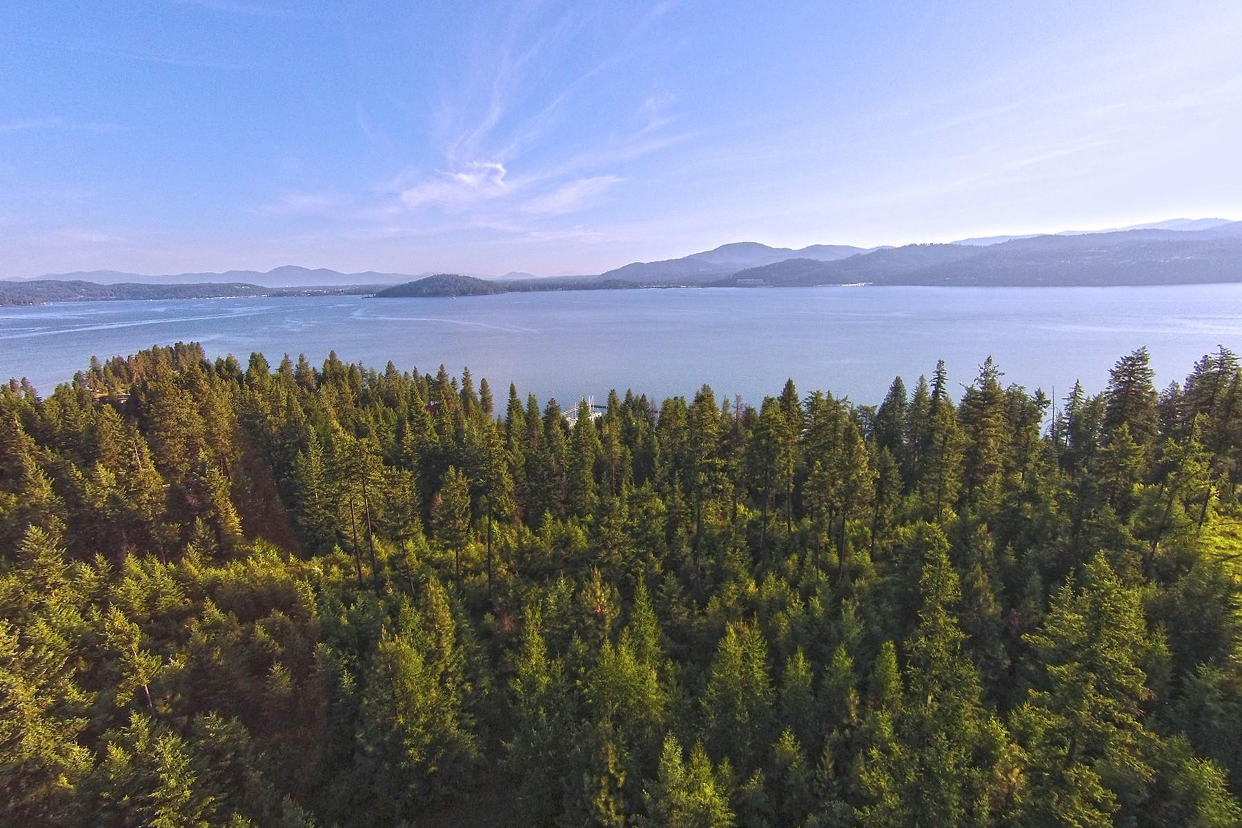 Land für Verkauf beim 5215 S Jackleg Trail Harrison, Idaho, 83833 Vereinigte Staaten