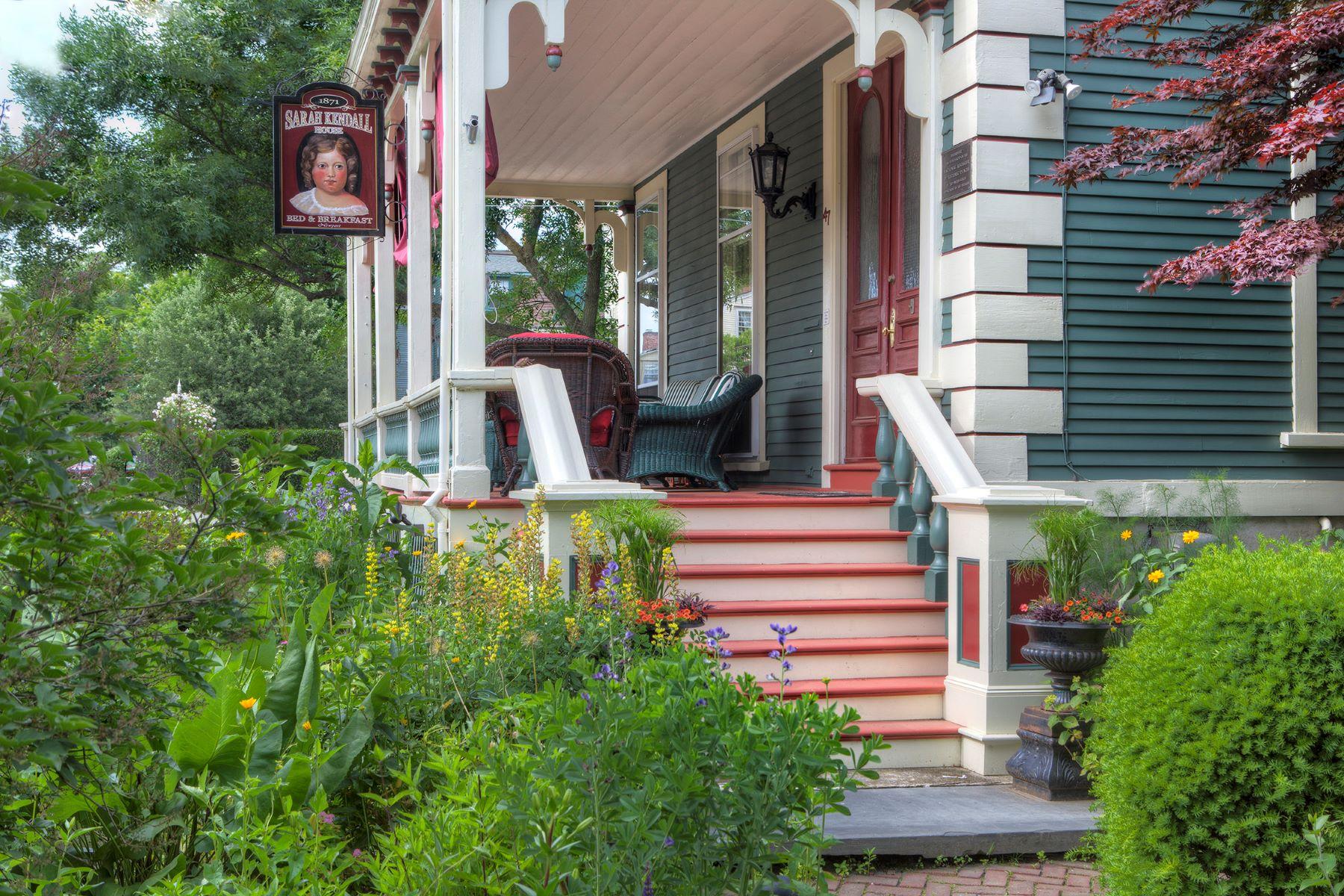 Additional photo for property listing at The Sarah Kendall House 47 Washington Street 纽波特, 罗得岛 02840 美国