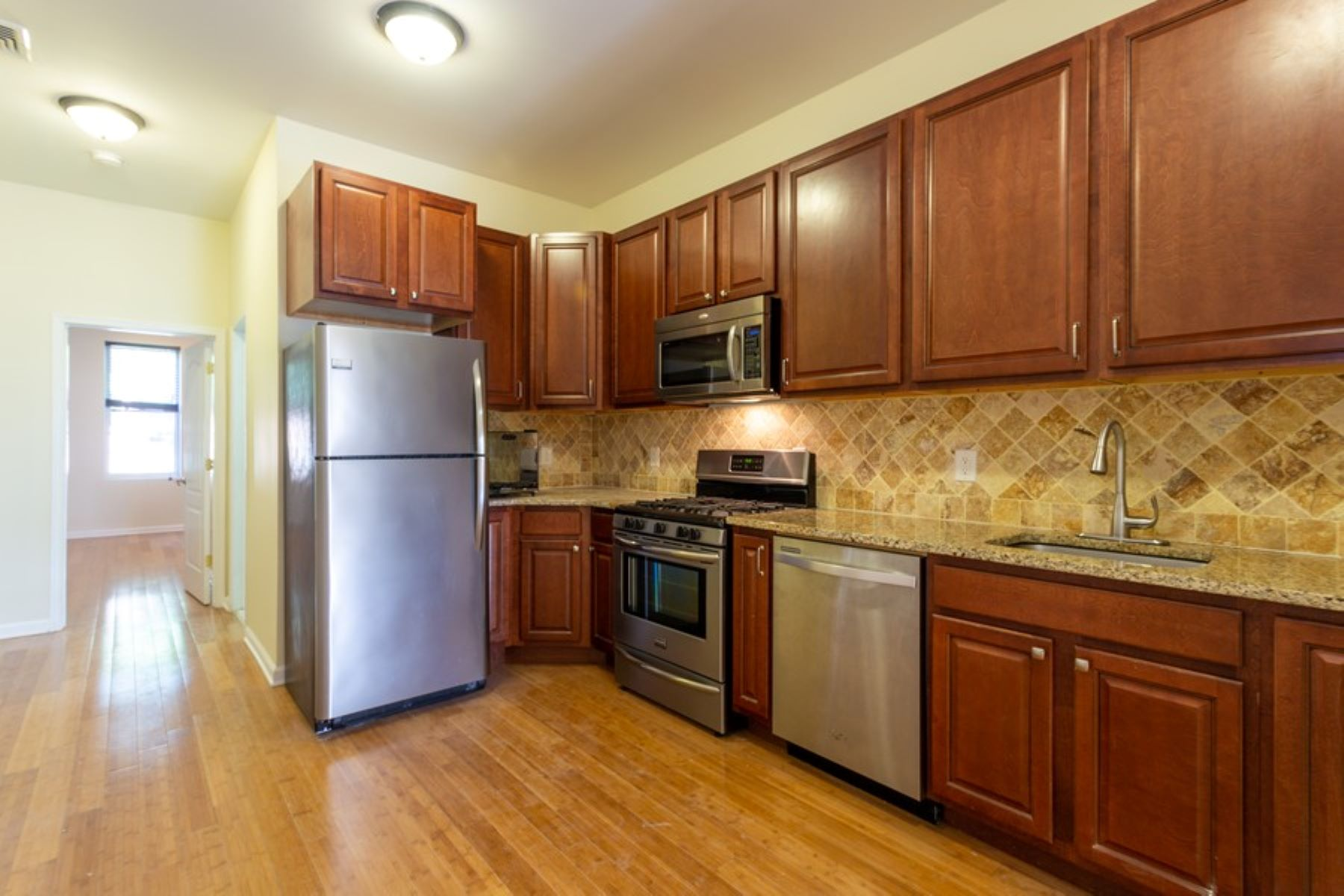 Condominiums for Rent at This lovely condo in a desirable location of Jersey City Heights is a must see! 249 New York Avenue, Unit 302, Jersey City, New Jersey 07307 United States