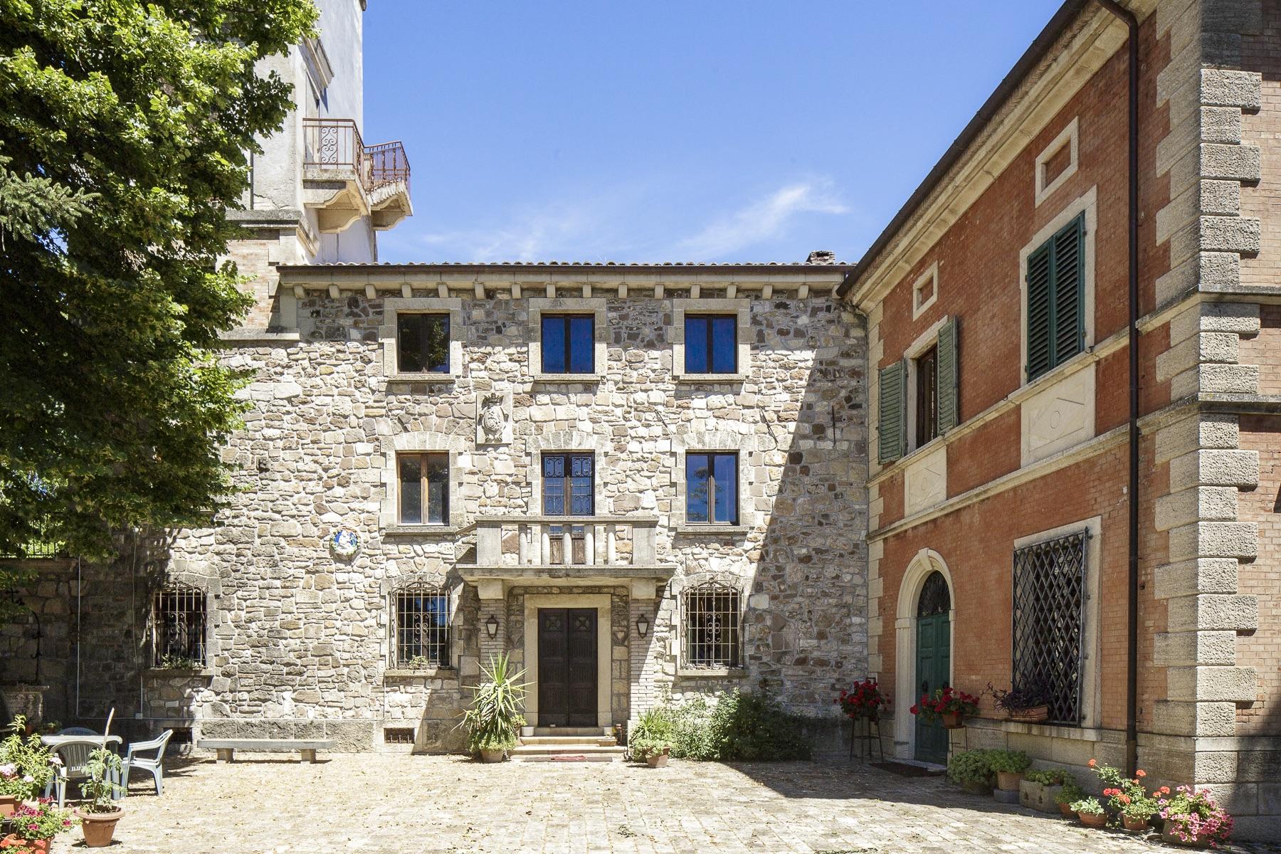 Single Family Home for Sale at Castel Monte, historic estate near San Marino Via Montemaggio Other Rimini, Rimini 47865 Italy