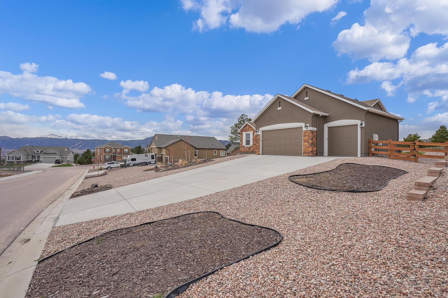 Single Family Homes for Sale at 19856 Alexandria Drive Monument, Colorado 80132 United States