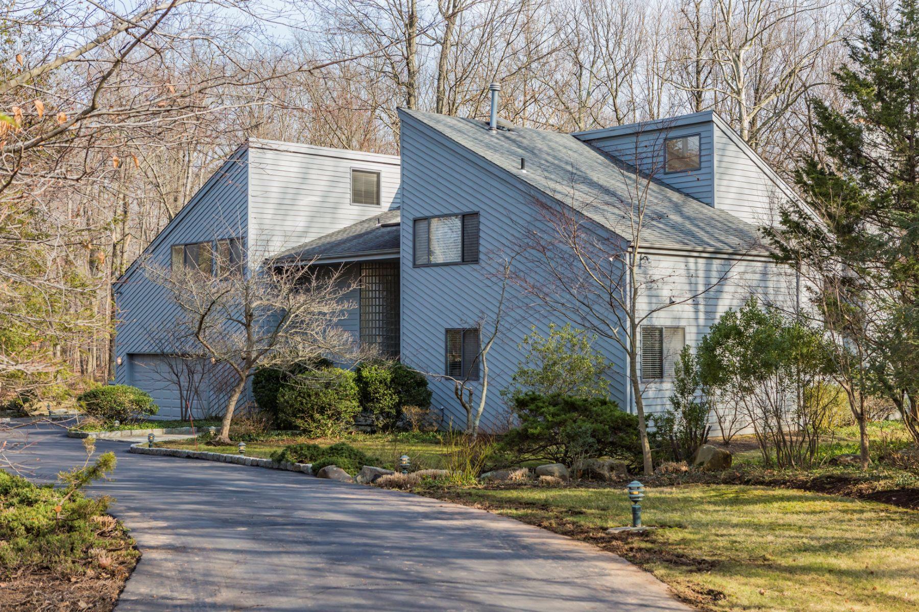 Maison unifamiliale pour l Vente à Inspired Gardens and the Poetry of Light 95 Montadale Drive Princeton, New Jersey, 08540 États-Unis