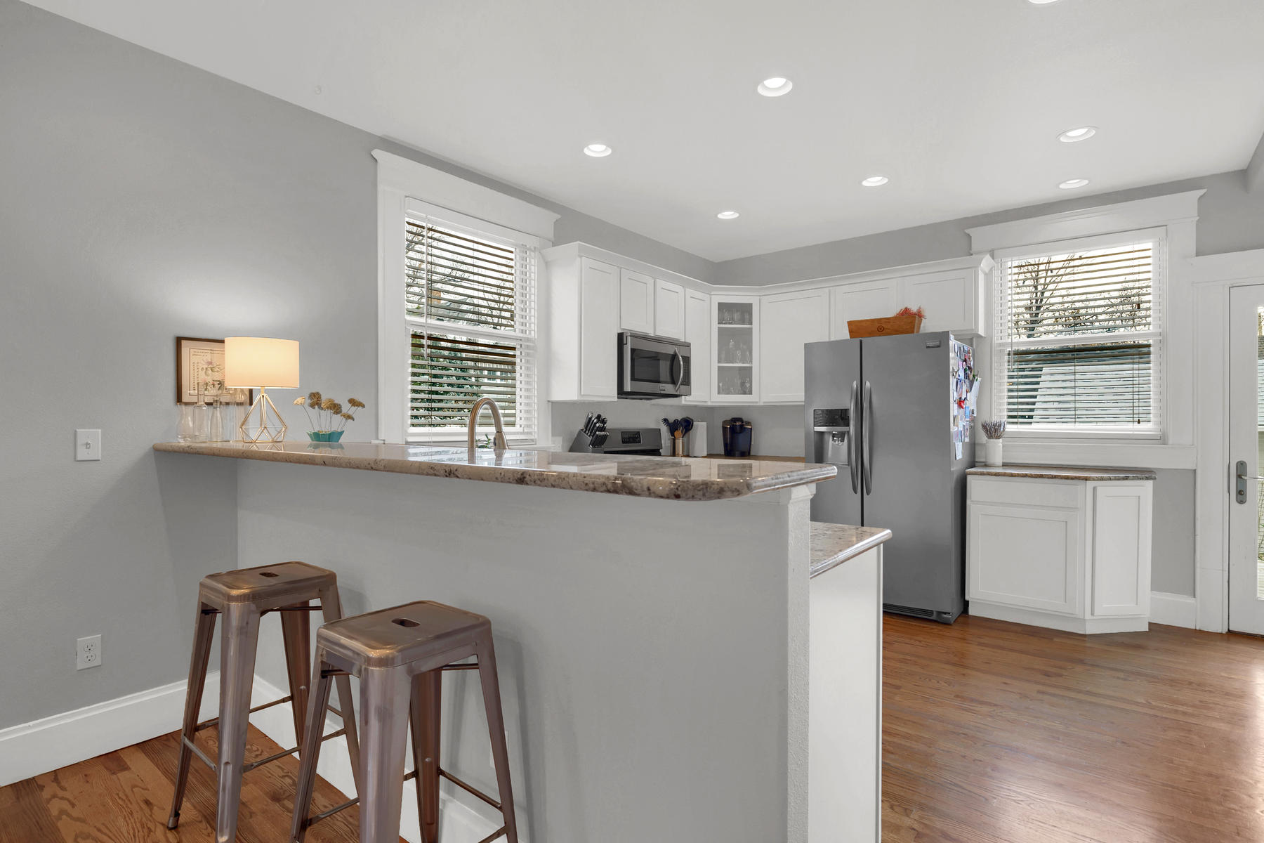 Additional photo for property listing at Turn of the Century charm + modern updating in a coveted location! 119 E Espanola St Colorado Springs, Colorado 80907 United States