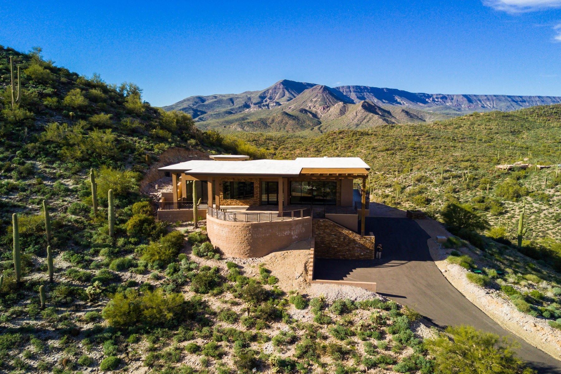 Moradia para Venda às Spectacular modern estate in Cottonwood Canyon 43716 N 65th St Cave Creek, Arizona, 85331 Estados Unidos