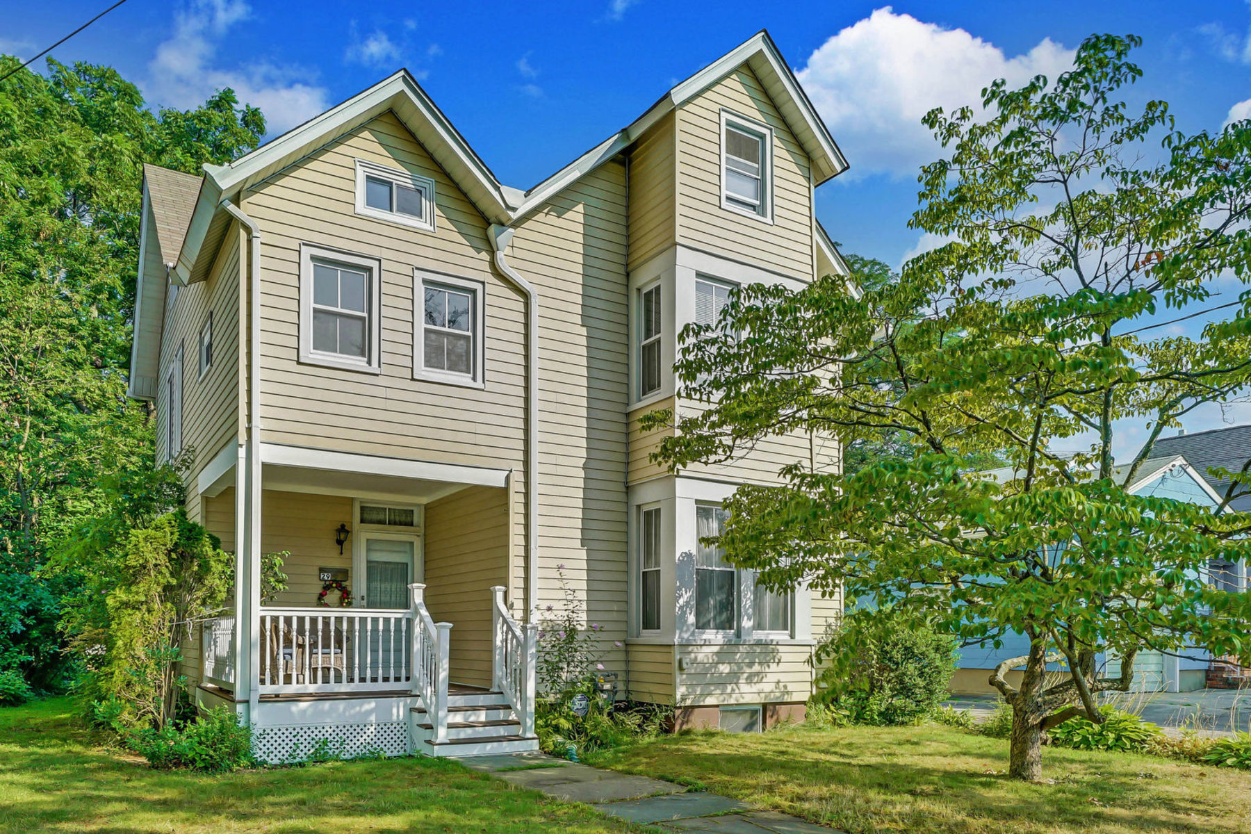 Single Family Home for Sale at Manasquan Charmer 29 Pearce Avenue, Manasquan, New Jersey 08736 United States