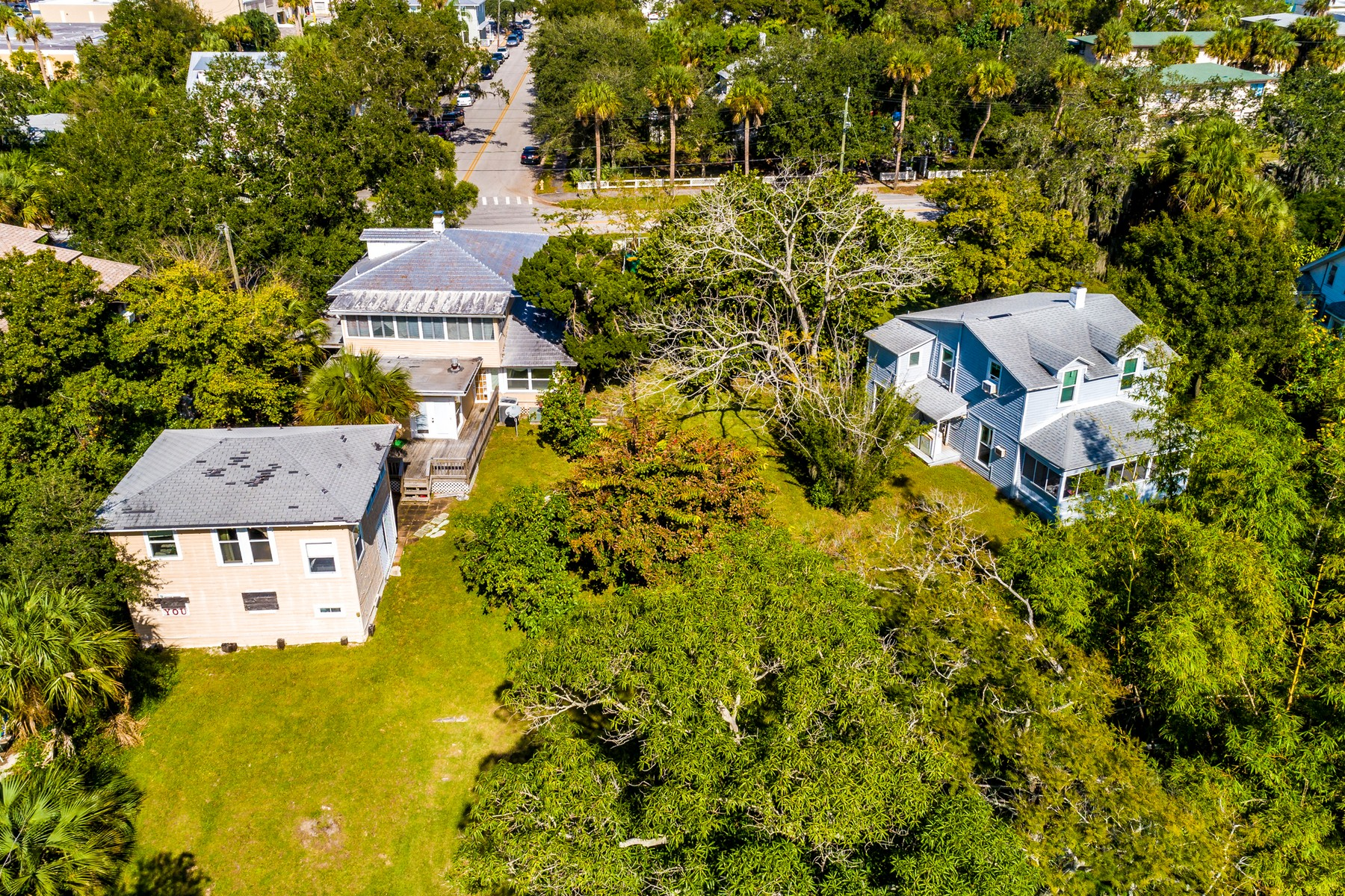 Land for Sale at Two Waterfront Properties in Vibrant, Historic Downtown Melbourne 819-823 E Melbourne Avenue Melbourne, Florida 32901 United States