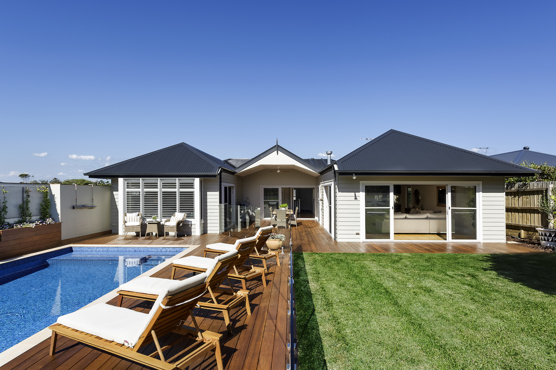 Maison unifamiliale pour l Vente à 14 Shirley Avenue, Sorrento Sorrento, Victoria, 3943 Australie