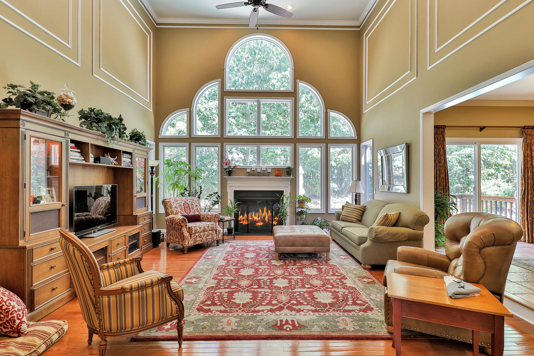 """Частный односемейный дом для того Продажа на Welcoming """"Windsor"""" Model In Prestigious Tallymawr 441 Brentwood Avenue Toms River, 08755 Соединенные Штаты"""