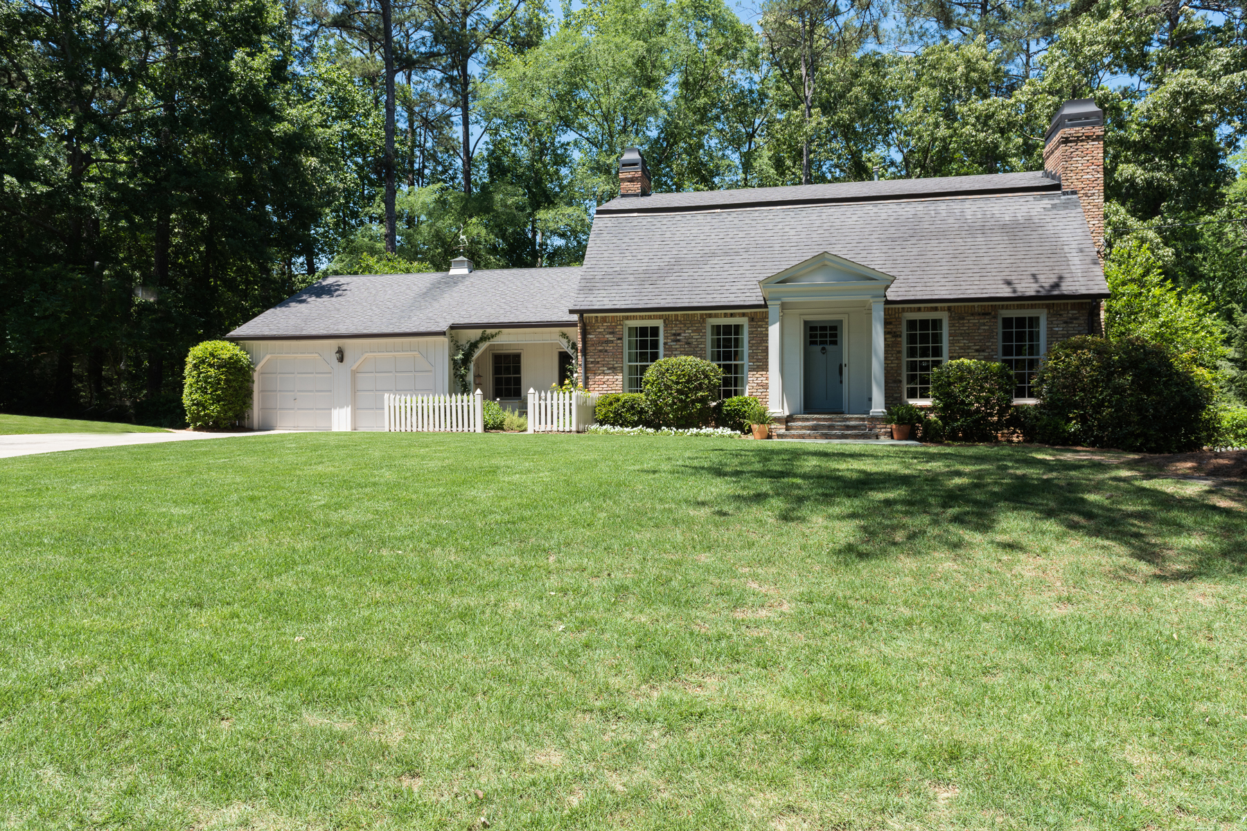 Single Family Home for Sale at Updated Cottage That Exudes Warmth And Charm 4220 Exeter Close NW Chastain Park, Atlanta, Georgia, 30327 United States