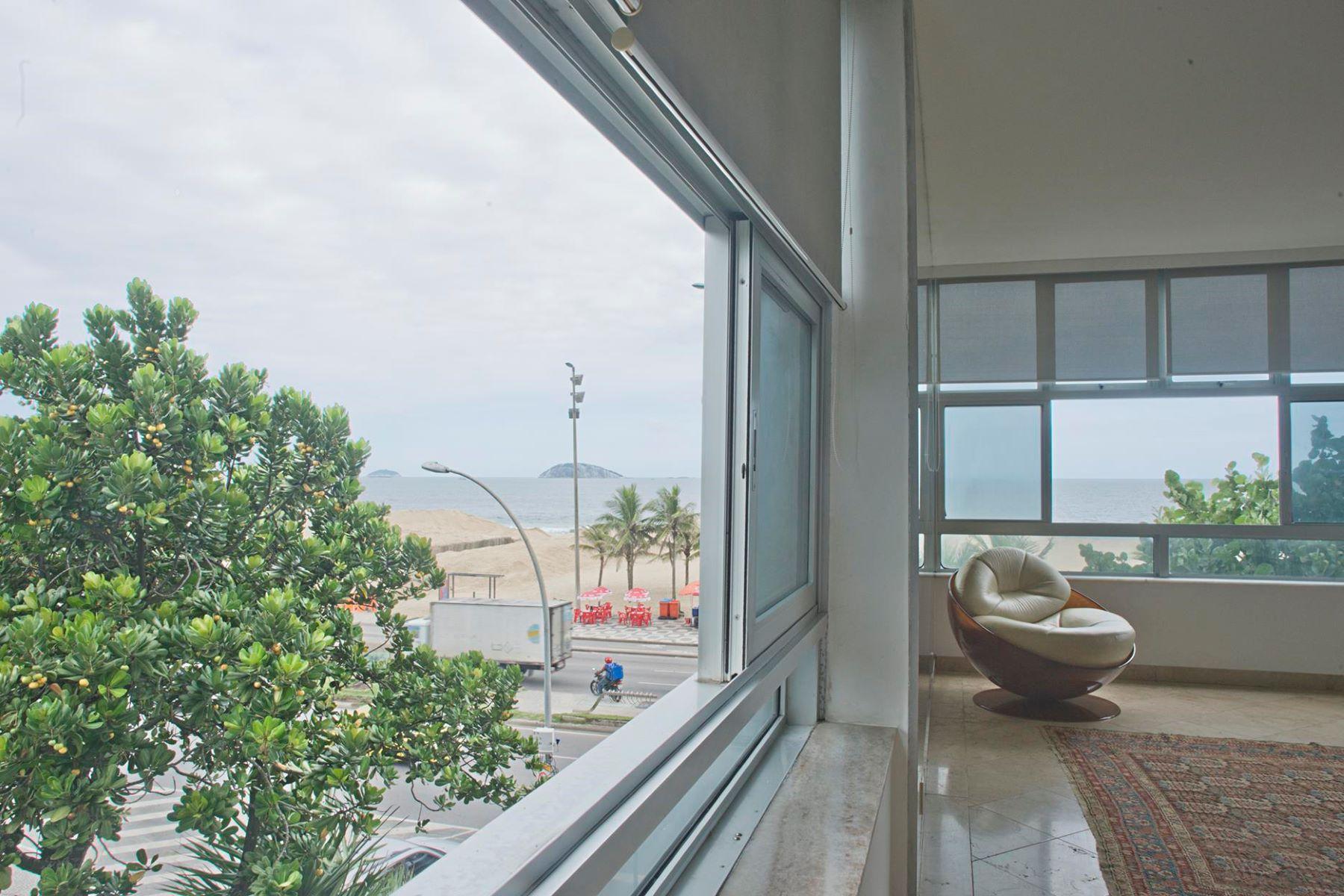 Einfamilienhaus für Verkauf beim Classy Seafront Apartment Rio De Janeiro, Rio De Janeiro, 22441-000 Brasilien