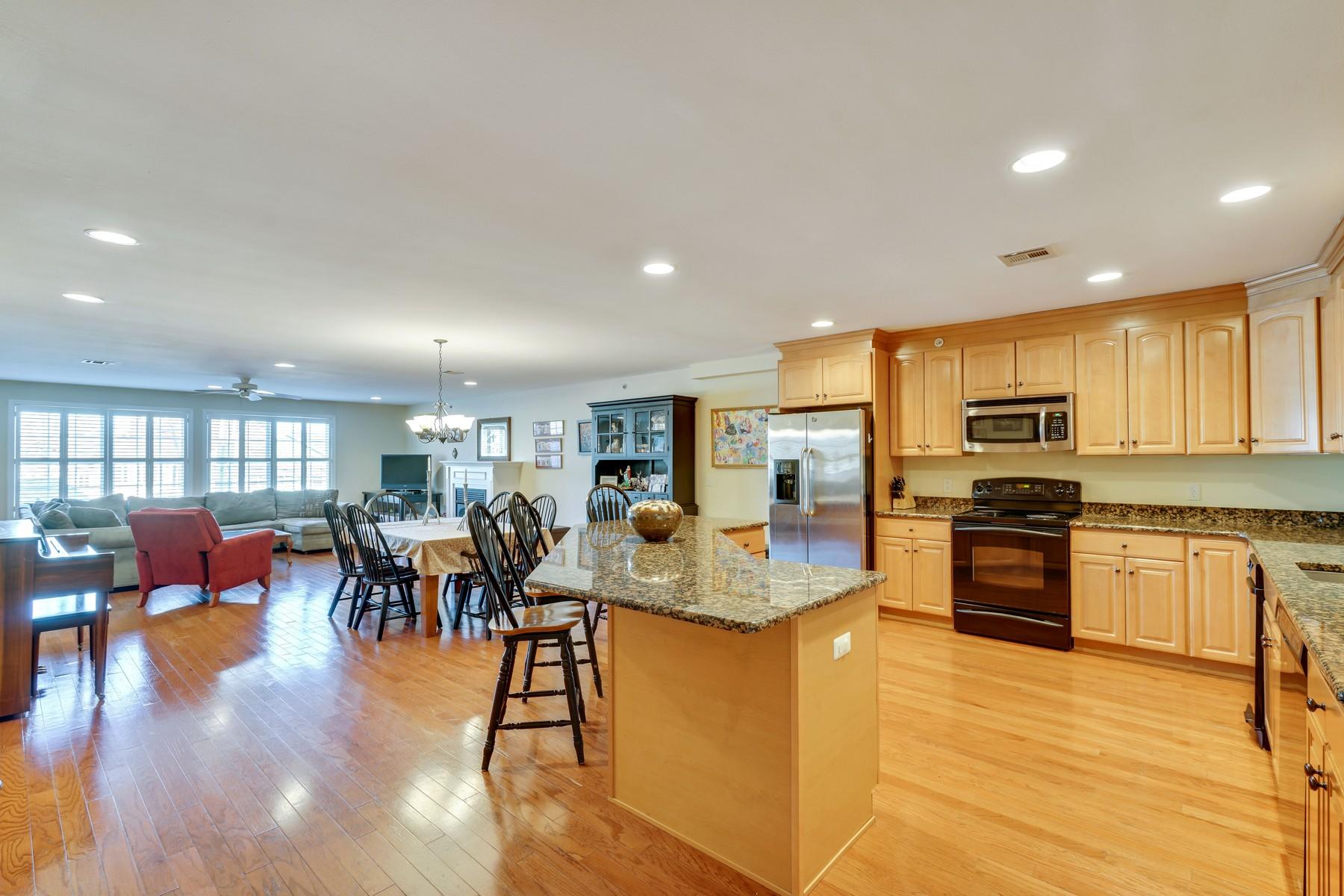Condominium for Sale at Spacious Beach Condo 580 Main St E, 4 Manasquan, New Jersey, 08736 United States