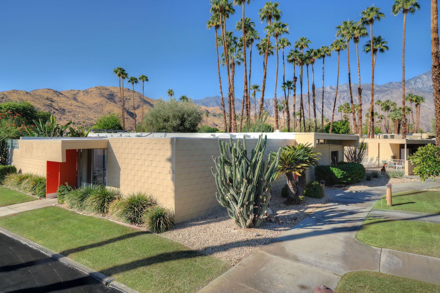 Condominiums for Sale at 276 Desert Lakes Drive Palm Springs, California 92264 United States