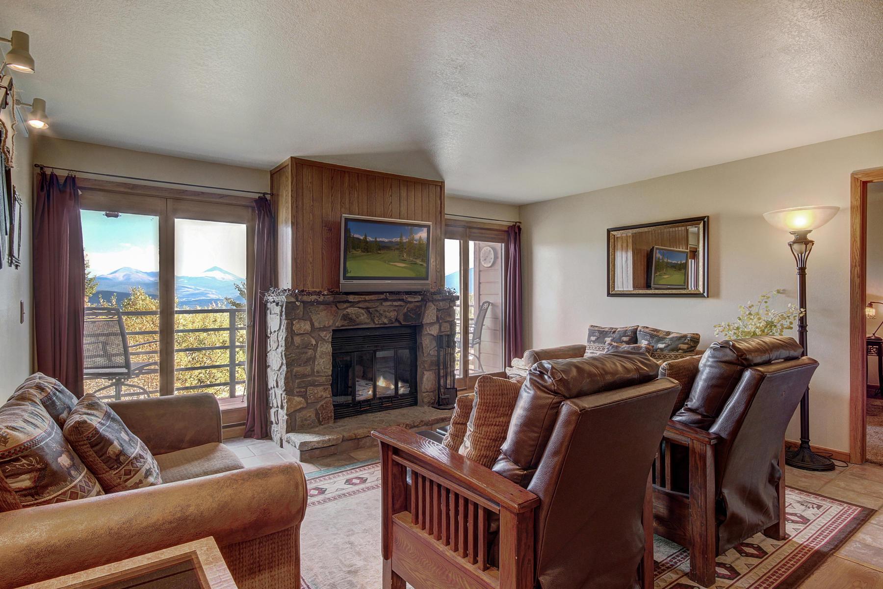 Property por un Venta en Buffalo Ridge/Village 89200 Ryan Gulch Road Unit 204 Silverthorne, Colorado 80498 Estados Unidos