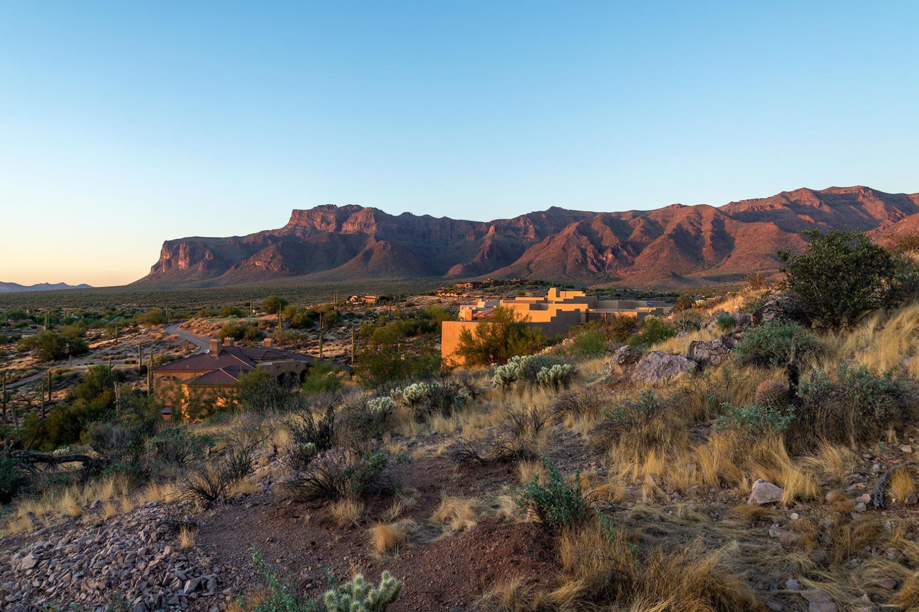 Land for Active at 3837 S Avenida De Angeles -- 102 Gold Canyon, Arizona 85118 United States