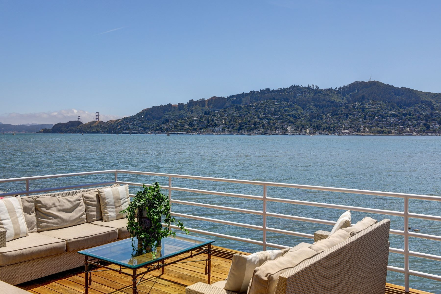 Property for Sale at Coveted Belvedere Waterfront Home! 55 West Shore Rd Belvedere, California 94920 United States