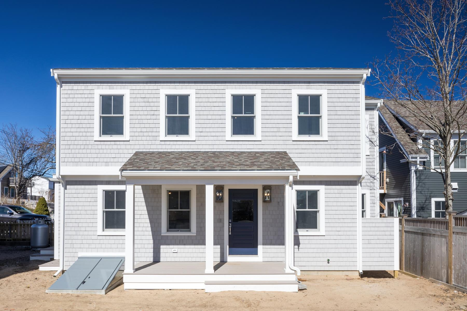 Condominiums for Active at New Construction 32 Bradford Street, Free Standing Unit Provincetown, Massachusetts 02657 United States