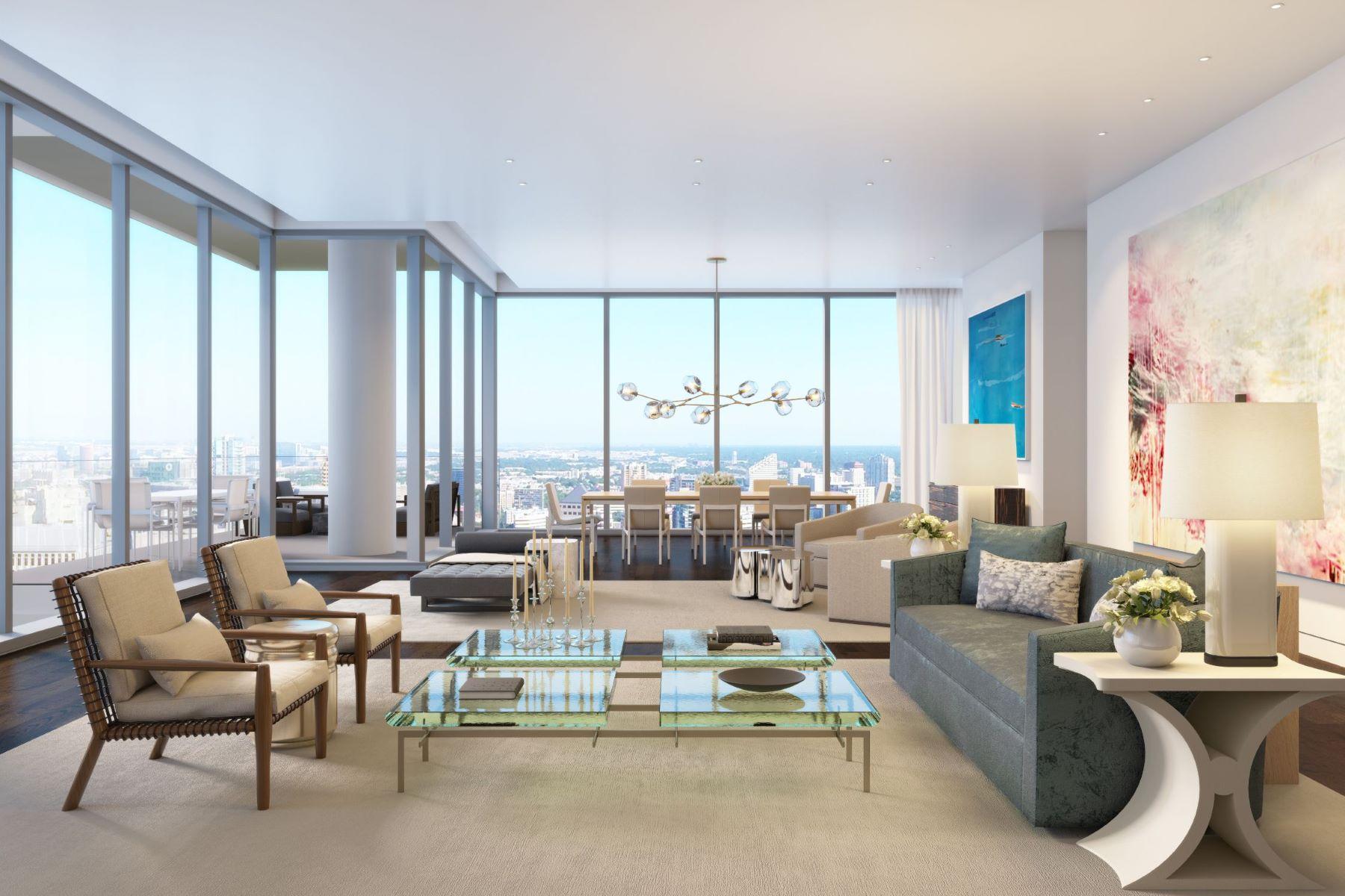 Condominiums for Active at Hall Arts Residences 1747 Leonard Street #1501 Dallas, Texas 75201 United States