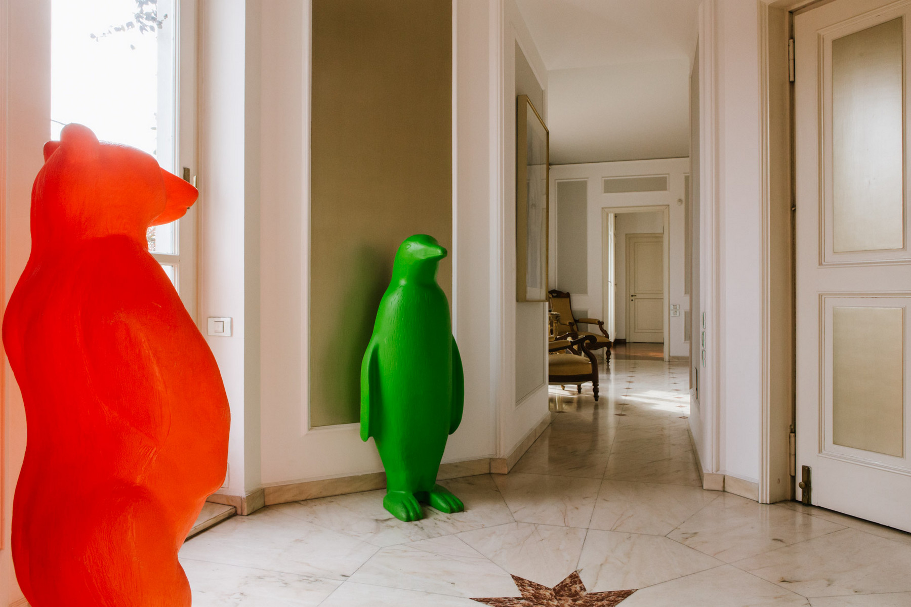 Vivienda unifamiliar por un Venta en Exquisite apartment in prestigious building Via Lamarmora Torino, Turin 10121 Italia