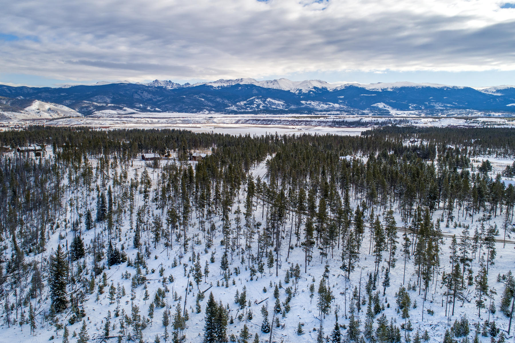 Land for Sale at Lot 22 in Stagecoach Meadows 903 GCR 5171 Fraser, Colorado 80442 United States