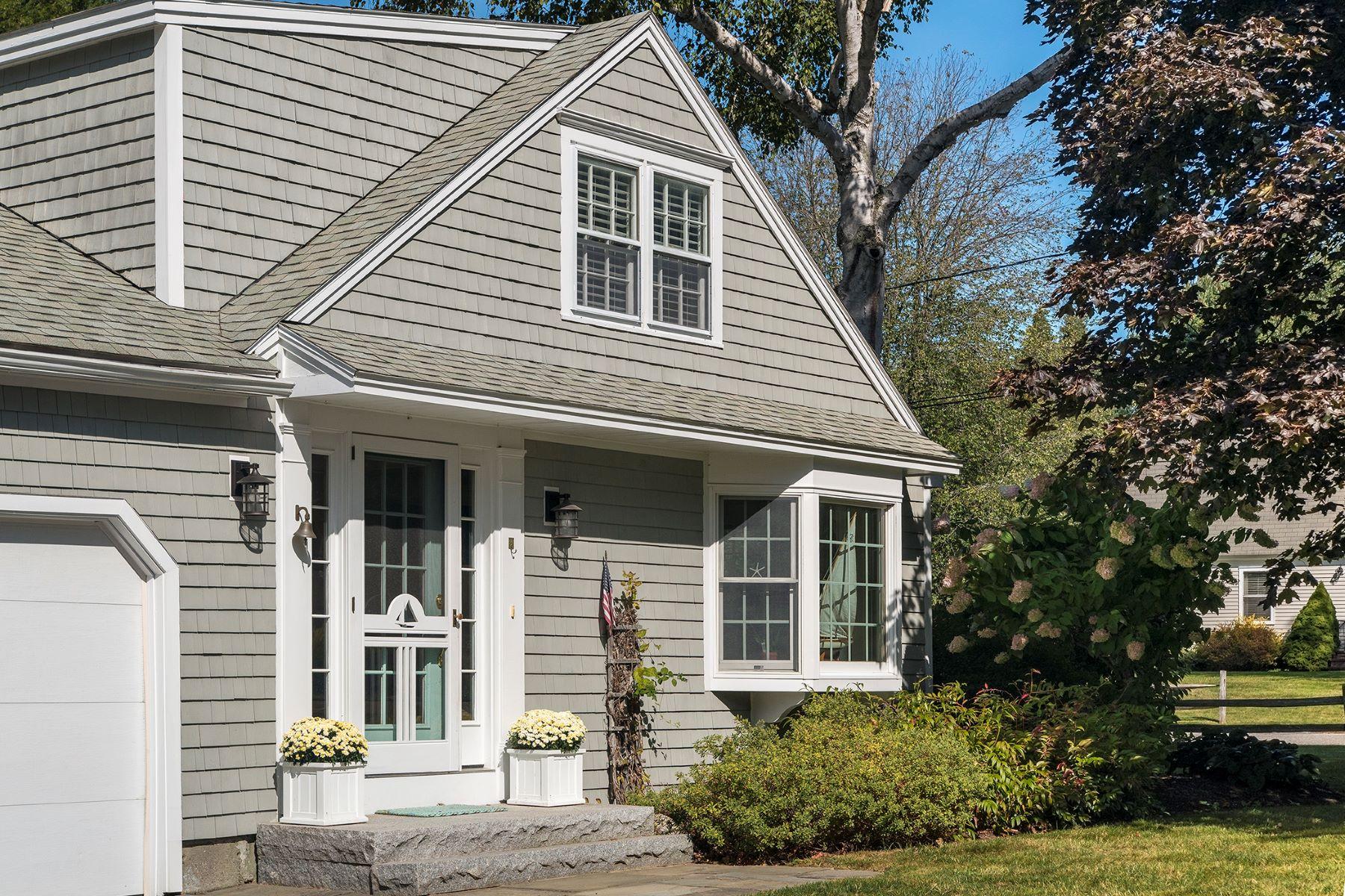 Single Family Home for Sale at 8 Mast Lane 8 Mast Lane Yarmouth, Maine 04096 United States