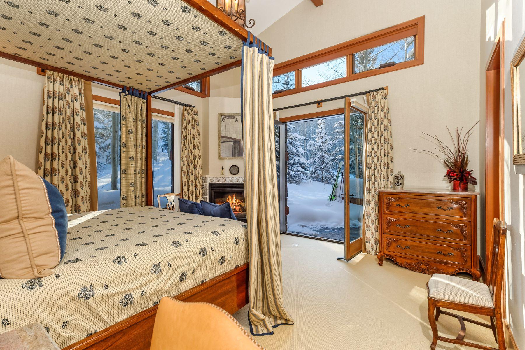 Additional photo for property listing at Slopeside Estate 183 E. Fork Lane Snowmass Village, Colorado 81615 United States