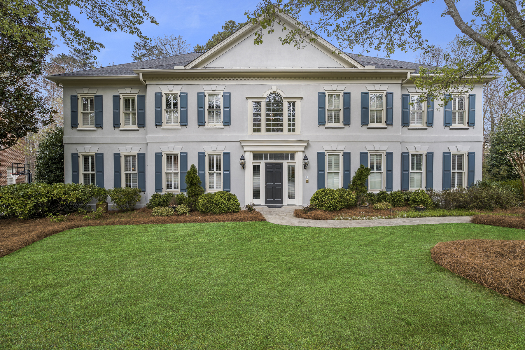 Single Family Home for Sale at Quiet Cul-de-sac Lot Located Across From Chastain Park 14 Rose Gate Drive NE, Atlanta, Georgia, 30342 United States