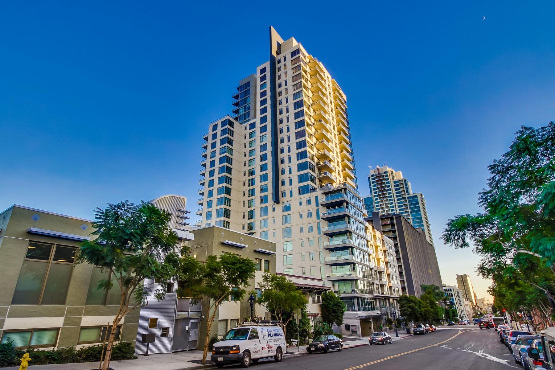 Additional photo for property listing at 1441 9th Avenue, 805  San Diego, California 92101 Estados Unidos