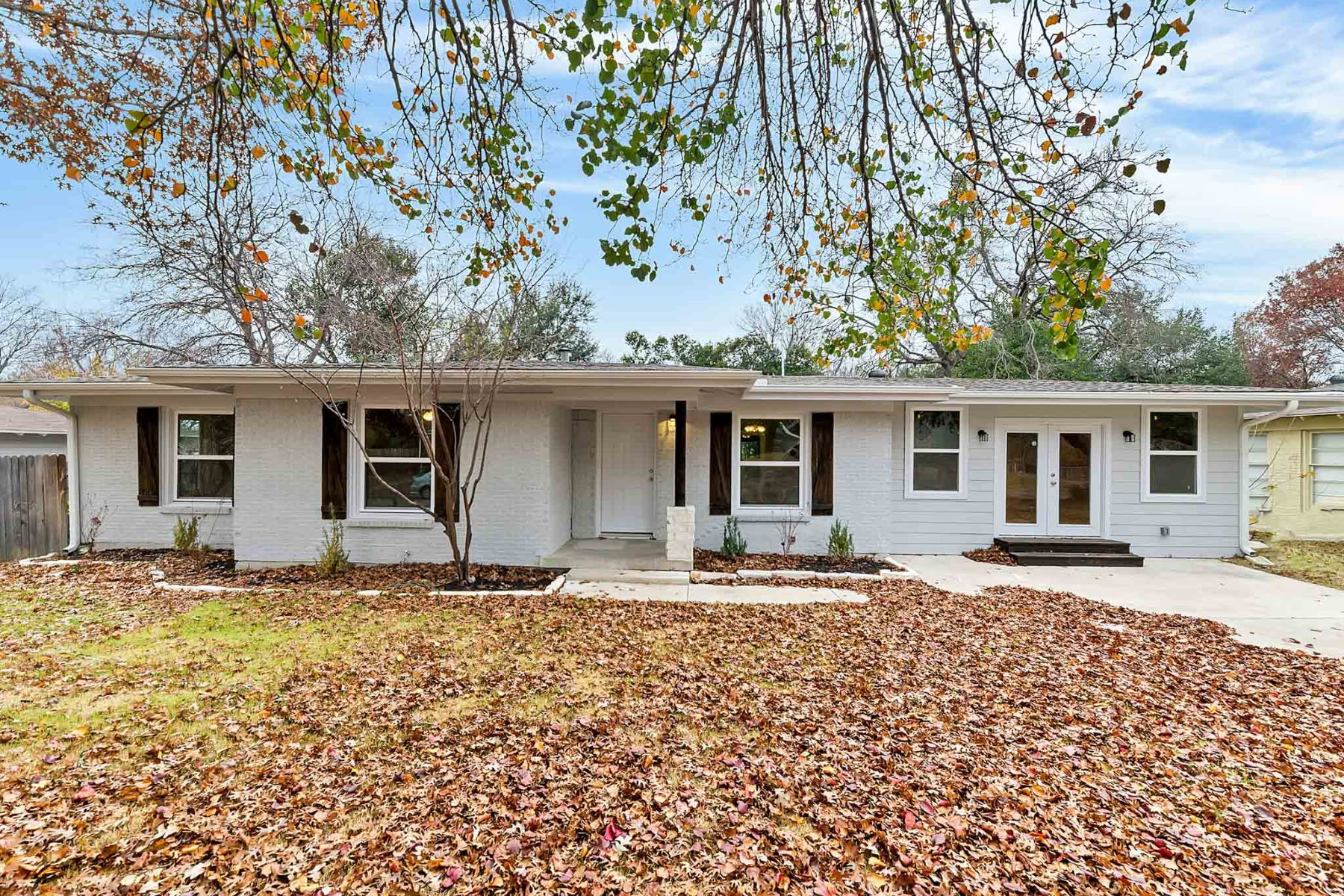 Single Family Home for Sale at Traditional, Ridglea Hills 4116 Piedmont Road, Fort Worth, Texas, 76116 United States