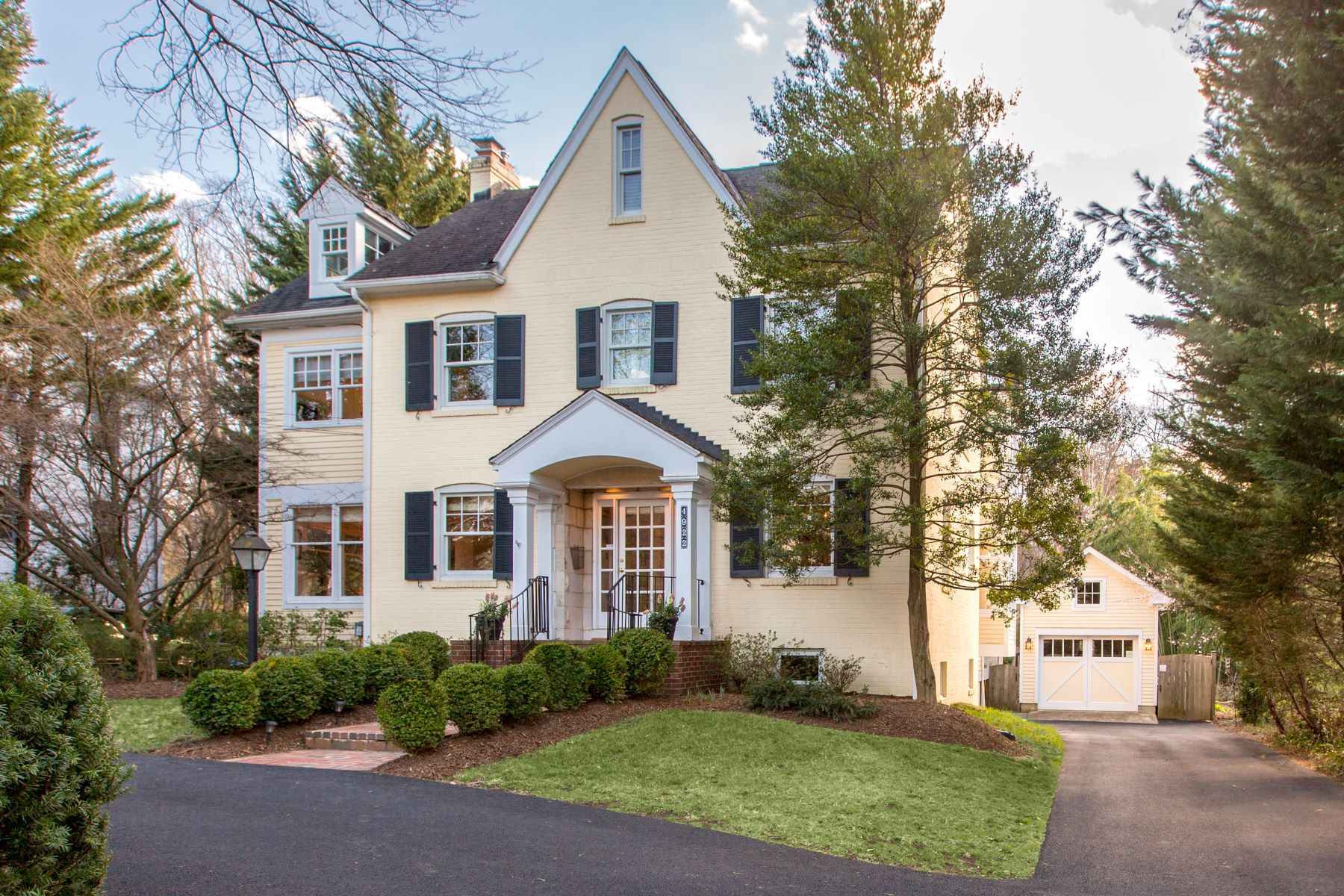 Single Family Home for Sale at 4922 Dorset Avenue, Chevy Chase Chevy Chase, Maryland, 20815 United States
