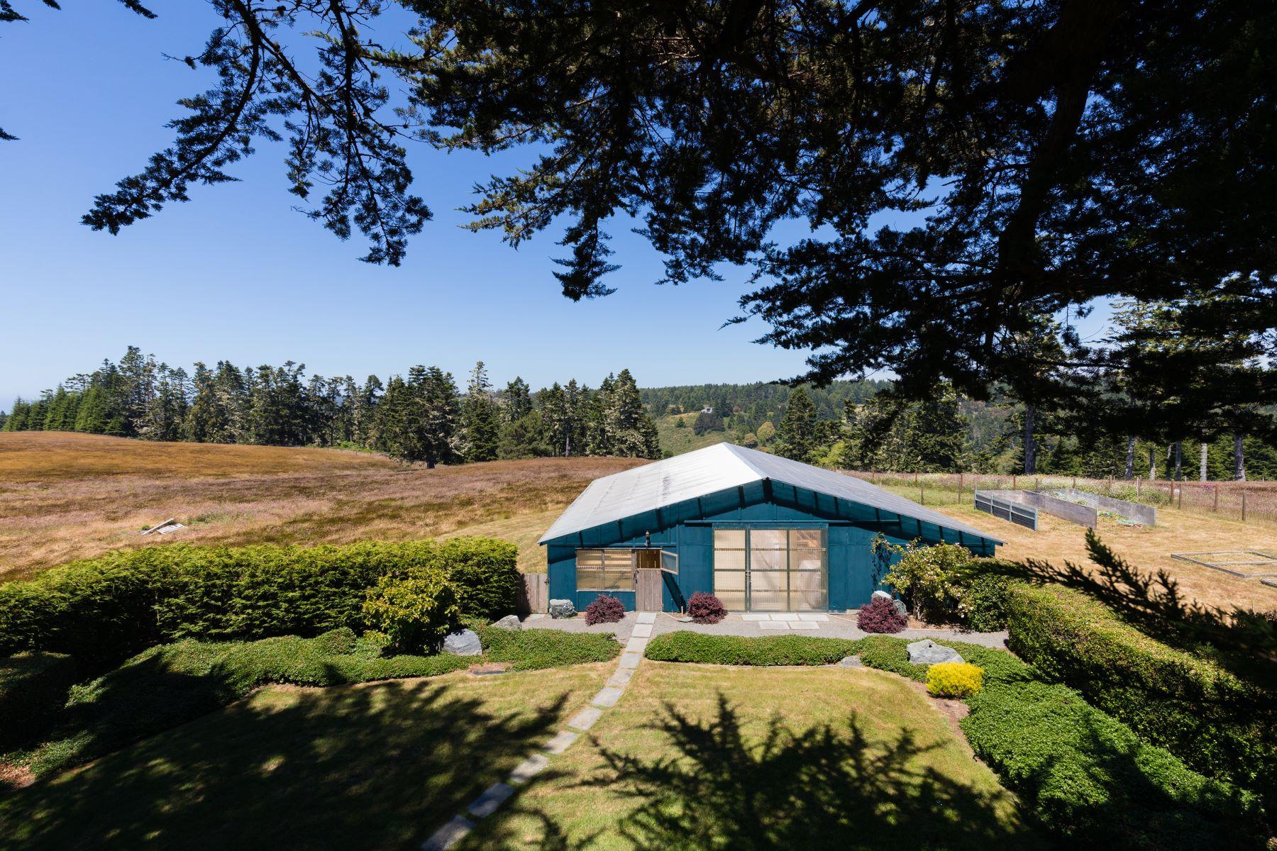 Additional photo for property listing at Navarro Vista Farm 32550 Navarro Ridge Road 阿尔比恩, 加利福尼亚州 95410 美国
