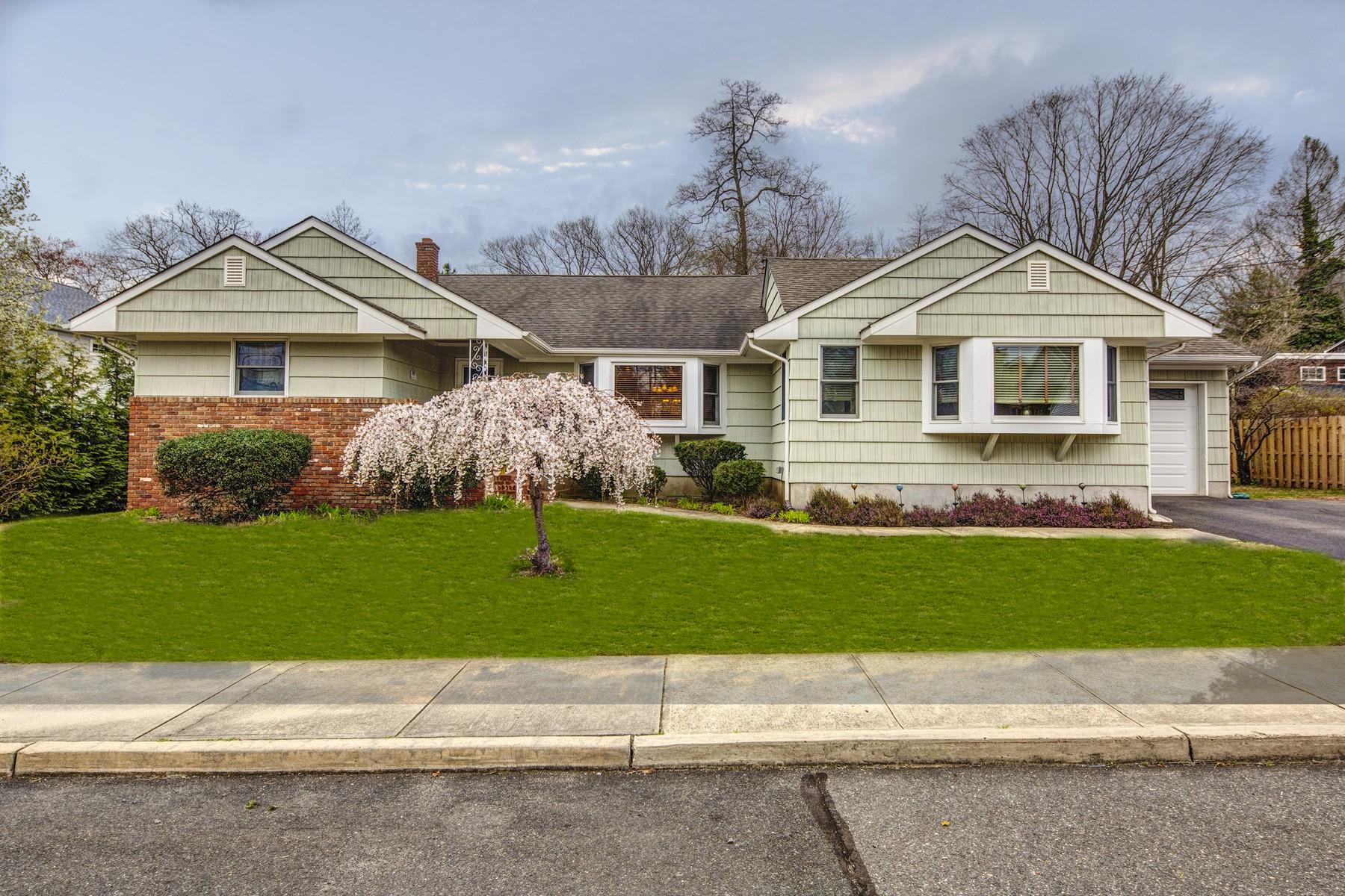Maison unifamiliale pour l Vente à 48 Beekman Place Fair Haven, New Jersey 07704 États-Unis