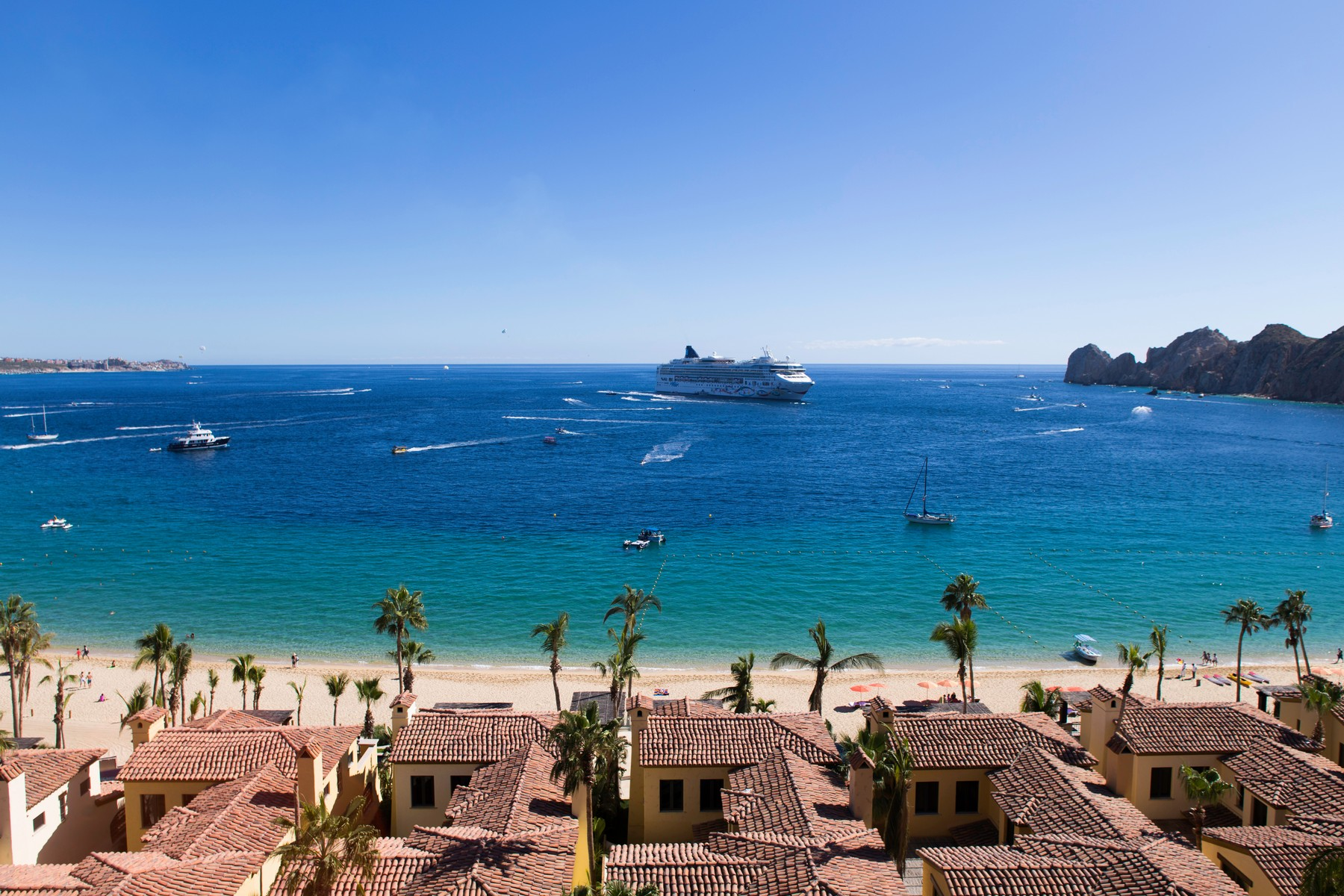 شقة بعمارة للـ Rent في Hacienda Penthouse 4-602 Cabo San Lucas Hacienda Beach Club and Residences Cabo San Lucas, Baja California Sur, 23453 Mexico