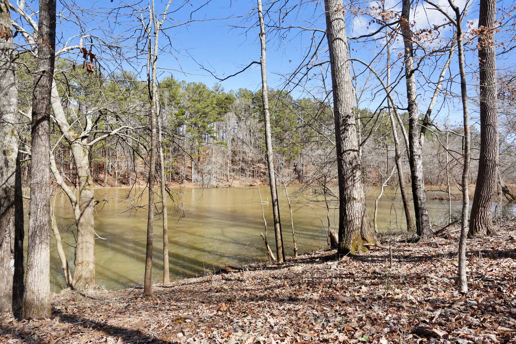 Land for Sale at Beautifully Sloped Four Acre Lake Lot in Prestigious Greystone 780 Foxhollow Run Milton, Georgia 30004 United States