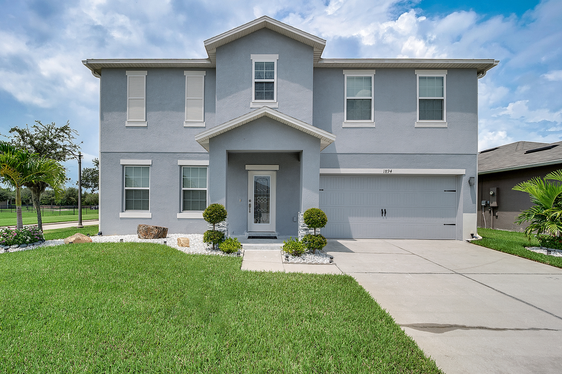 Single Family Homes for Sale at SAINT CLOUD 1894 Soldiers Pass St. Cloud, Florida 34769 United States