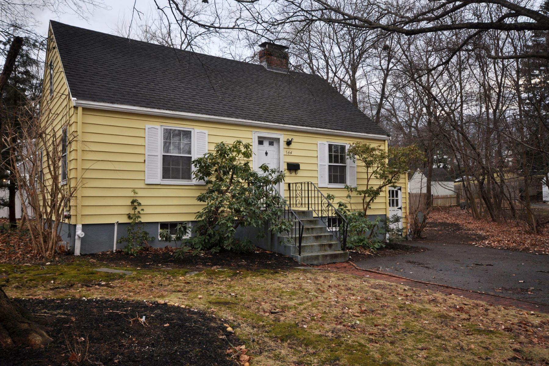 Single Family Home for Active at 564 Appleton Street, Arlington 564 Appleton St Arlington, Massachusetts 02476 United States