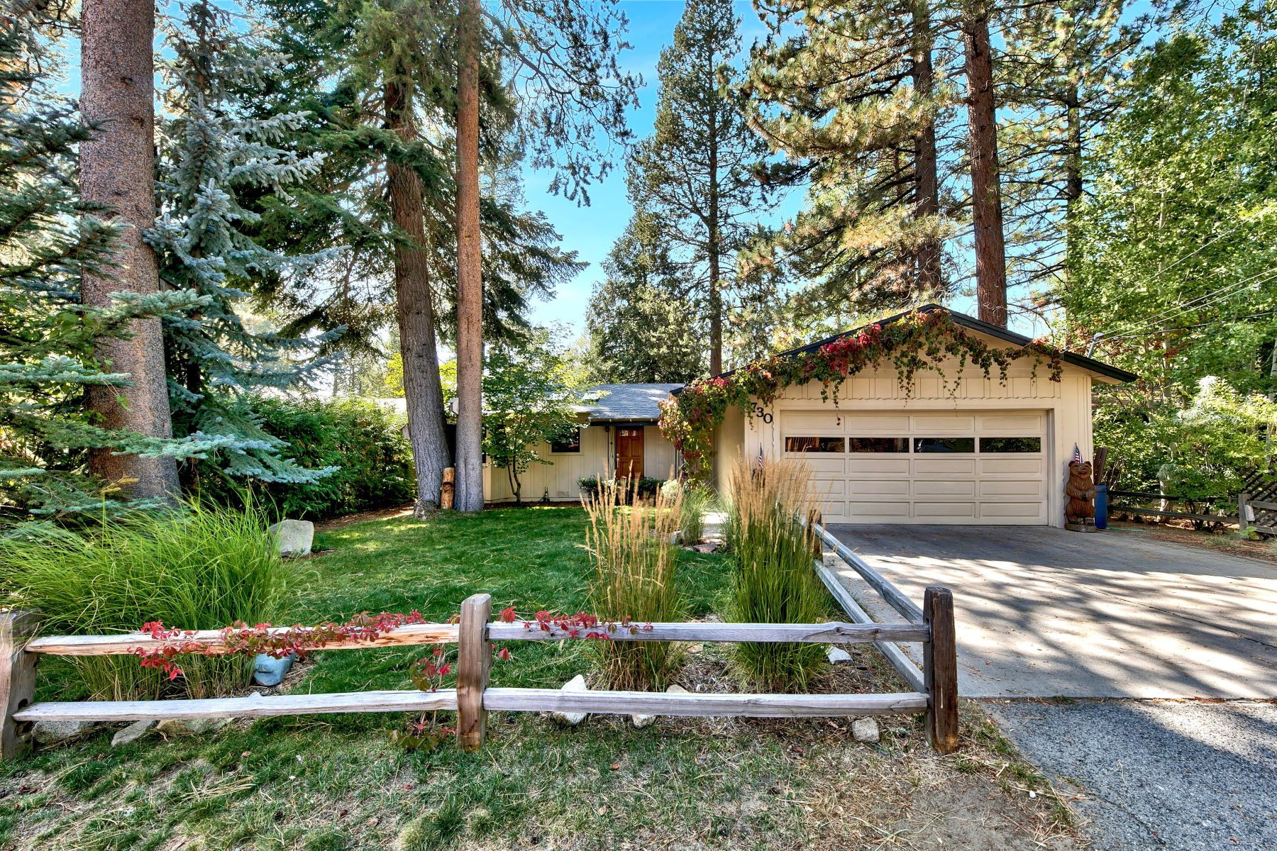 Property for Active at 730 Jeffery Street, South Lake Tahoe 730 Jeffery Street South Lake Tahoe, California 96150 United States