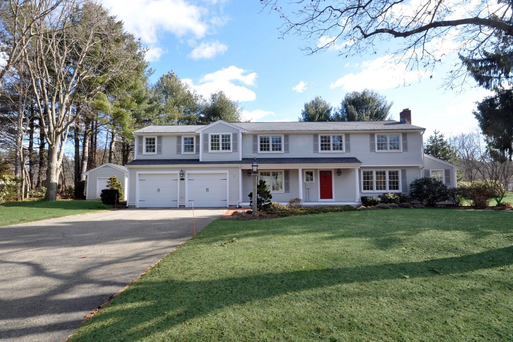 Single Family Homes 为 销售 在 187 Plainfield Road 康科德, 马萨诸塞州 01742 美国