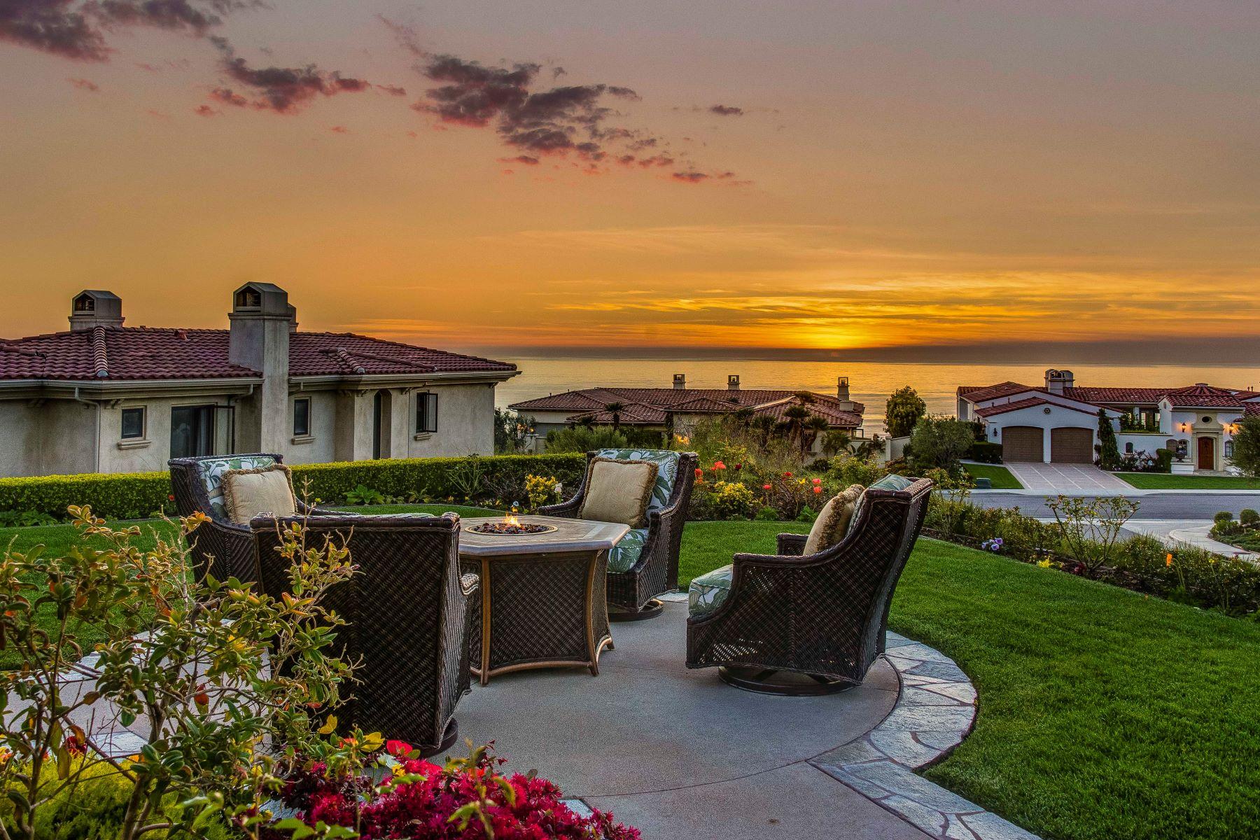sales property at 70 Calle Cortada, Rancho Palos Verdes 90275