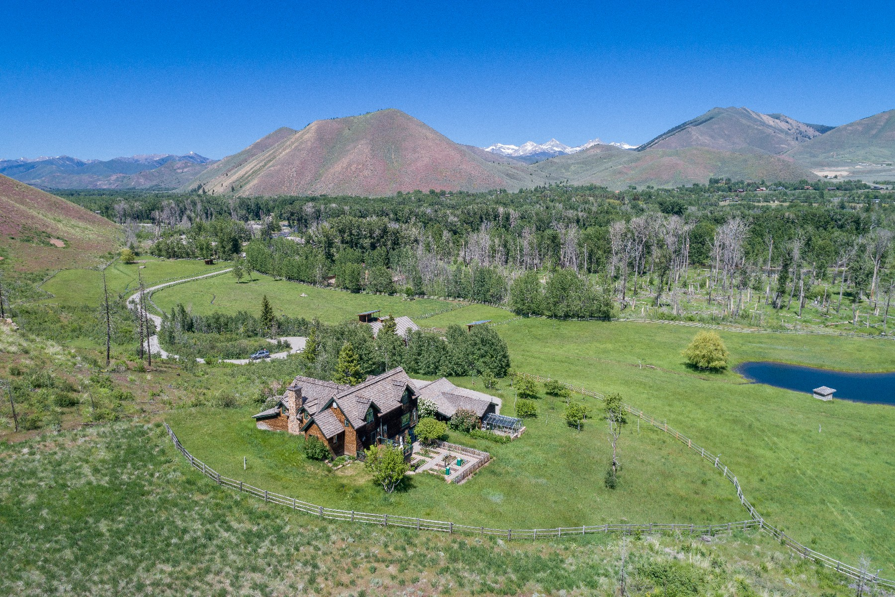 Single Family Home for Active at Unspoiled Natural Beauty Lost Draw Ranch Hailey, Idaho 83333 United States