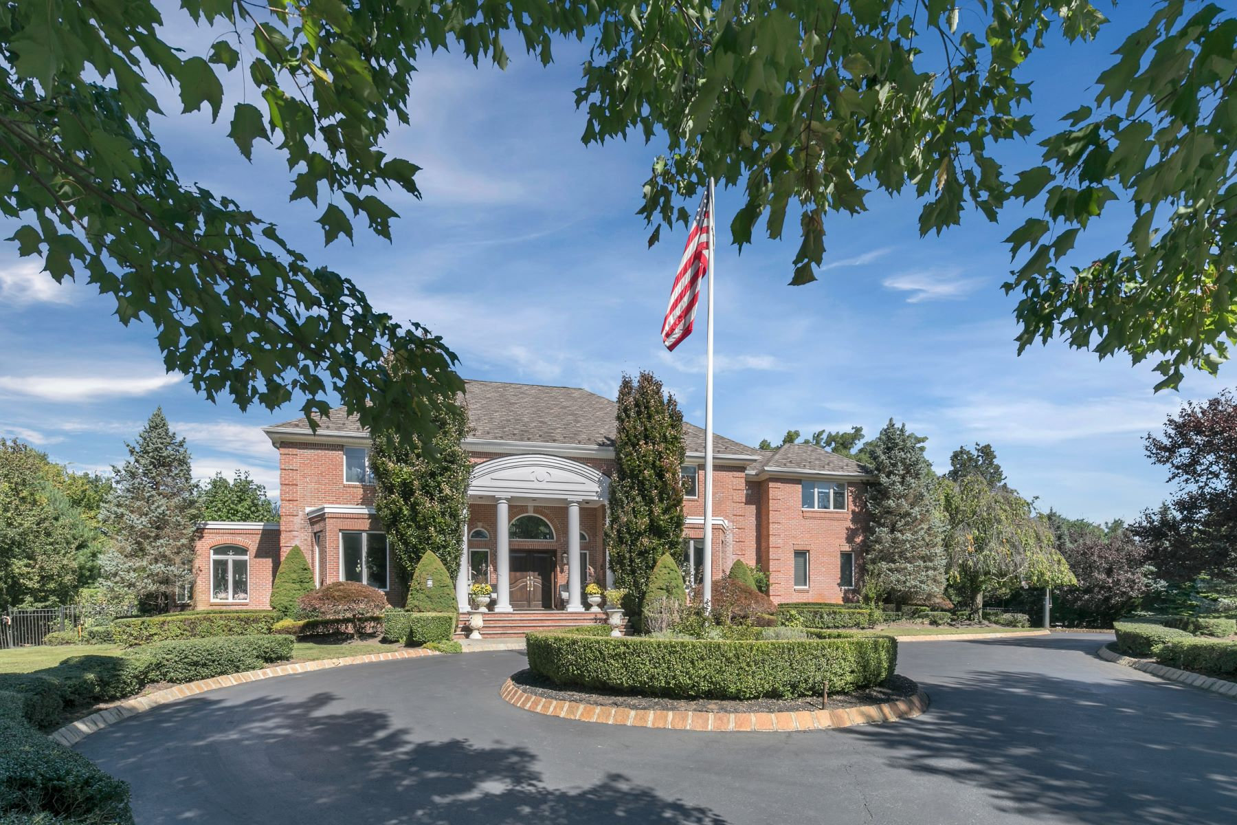 Villa per Vendita alle ore Colts Neck Estate 19 Rivers Edge Drive Colts Neck, New Jersey 07722 Stati Uniti