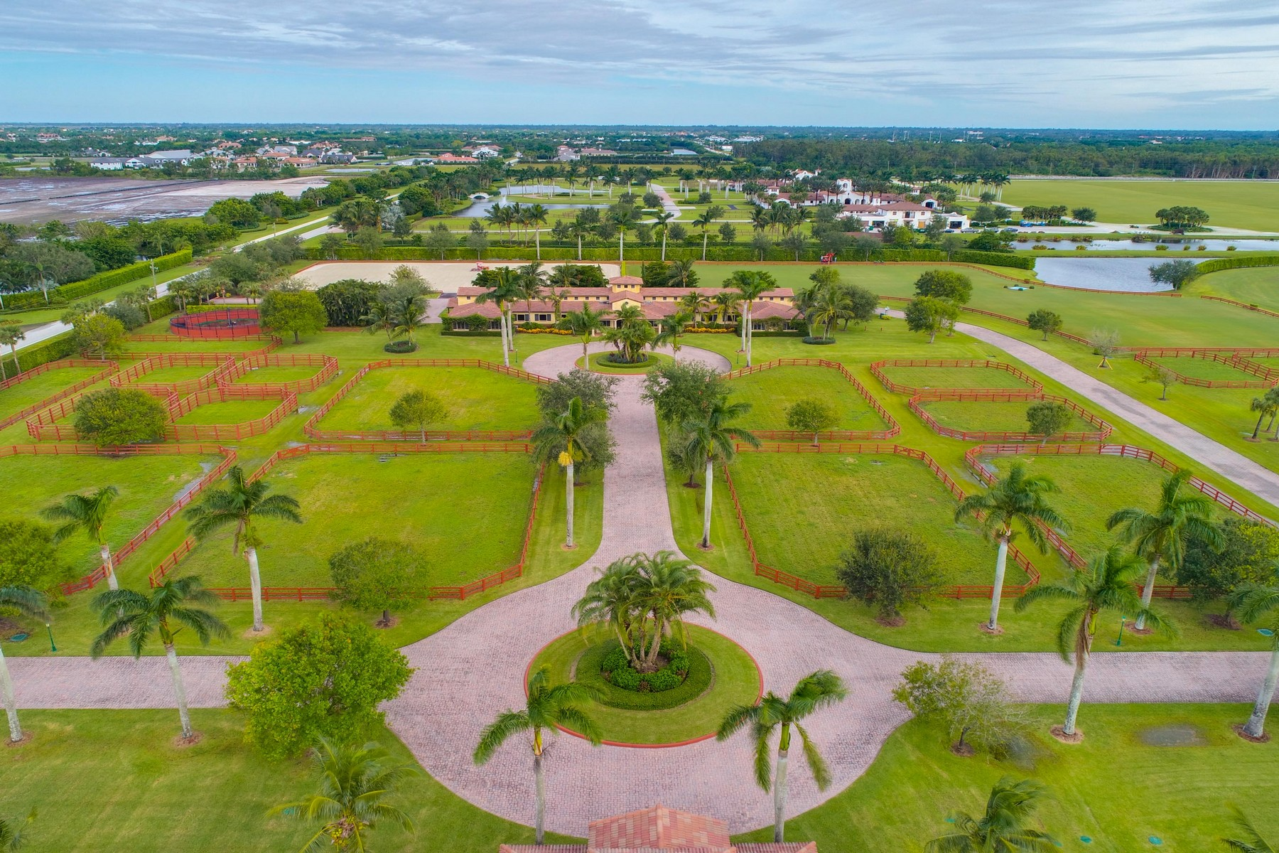Farm / Ranch / Plantation for Sale at 4370 S Road Wellington, Florida, 33414 United States
