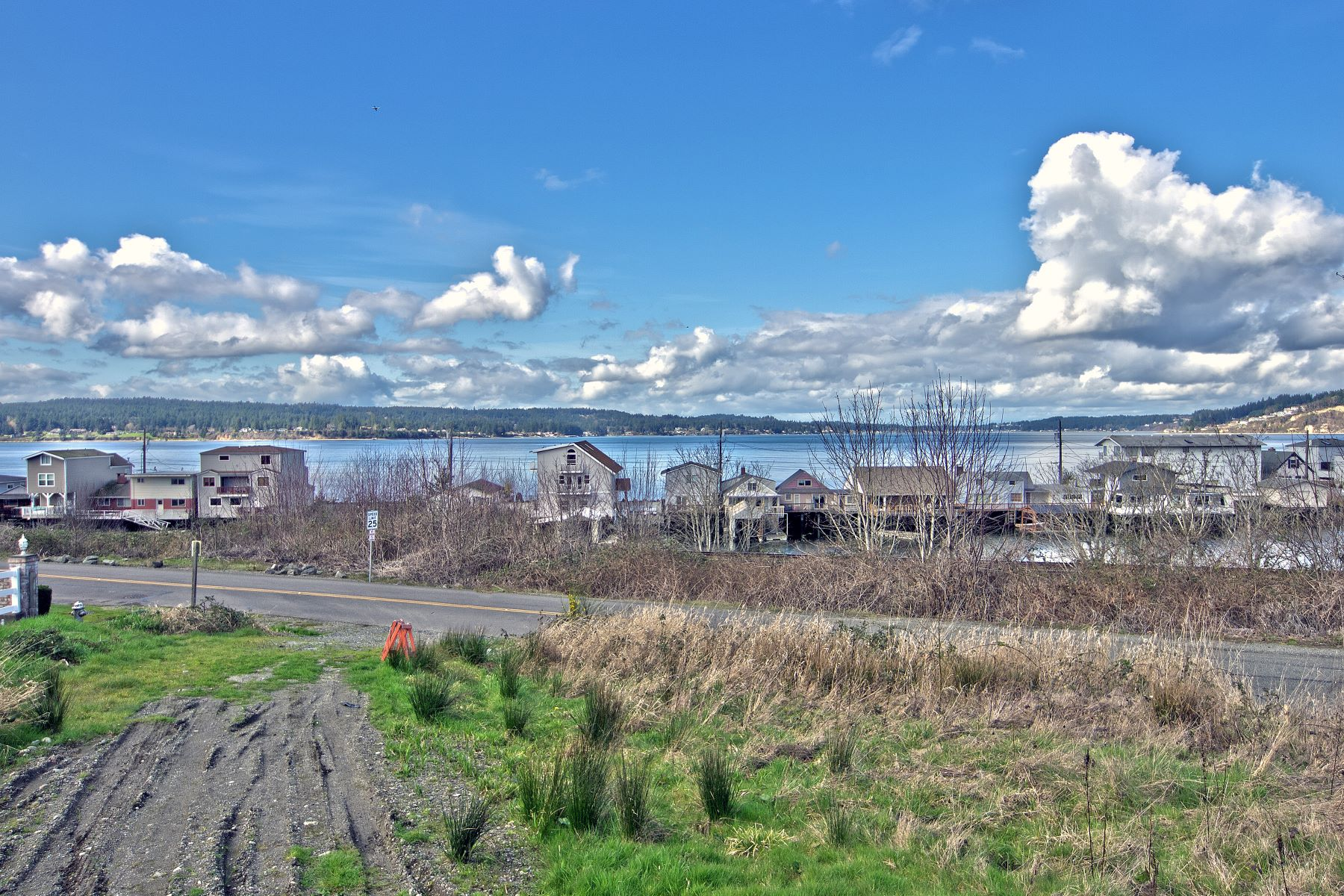 Land for Sale at Puget Sound View Lot 2605 Lemons Beach Rd W University Place, Washington 98466 United States