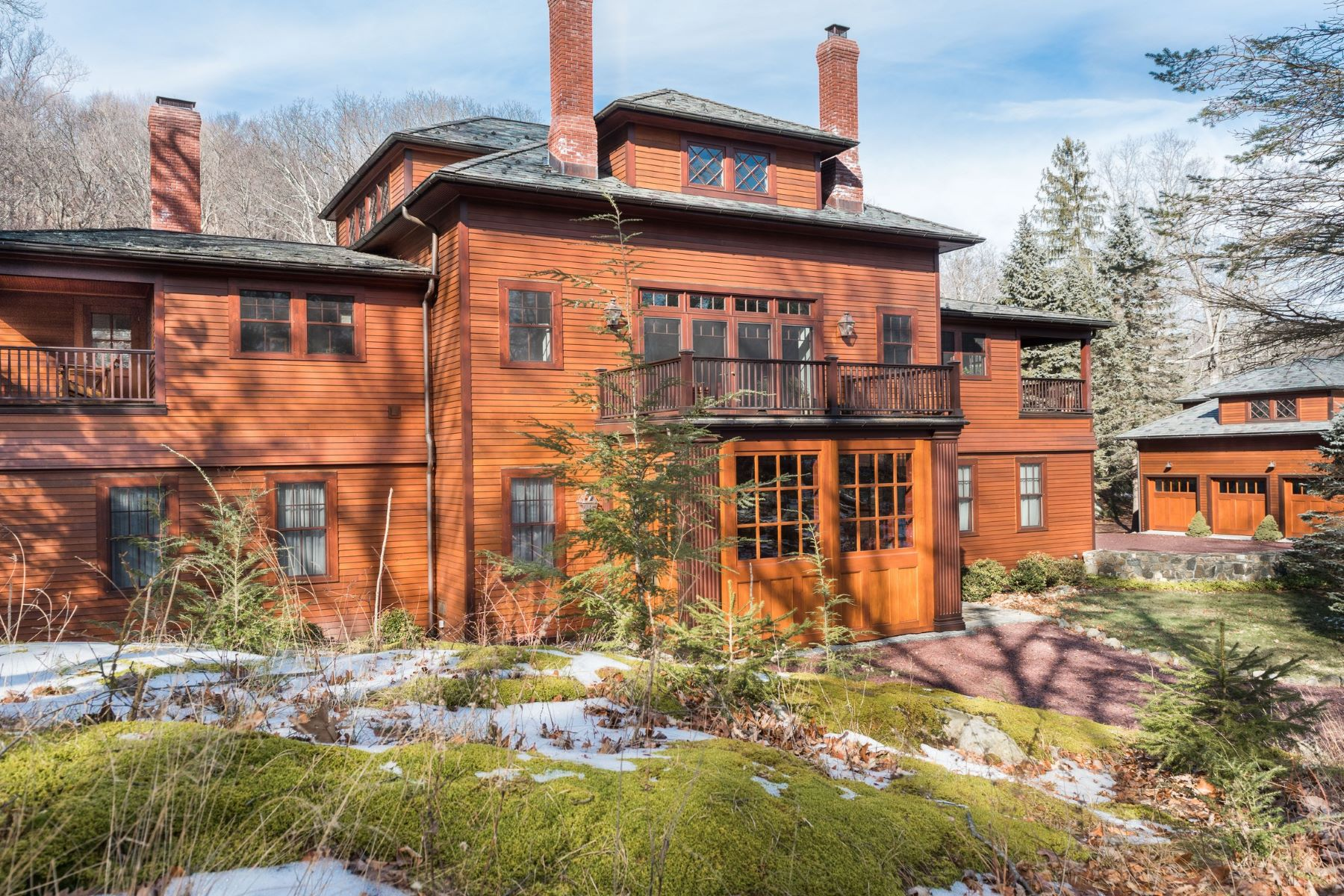 Single Family Homes for Active at Tuxedo Park Carriage House 18 Patterson Brook Road Tuxedo Park, New York 10987 United States