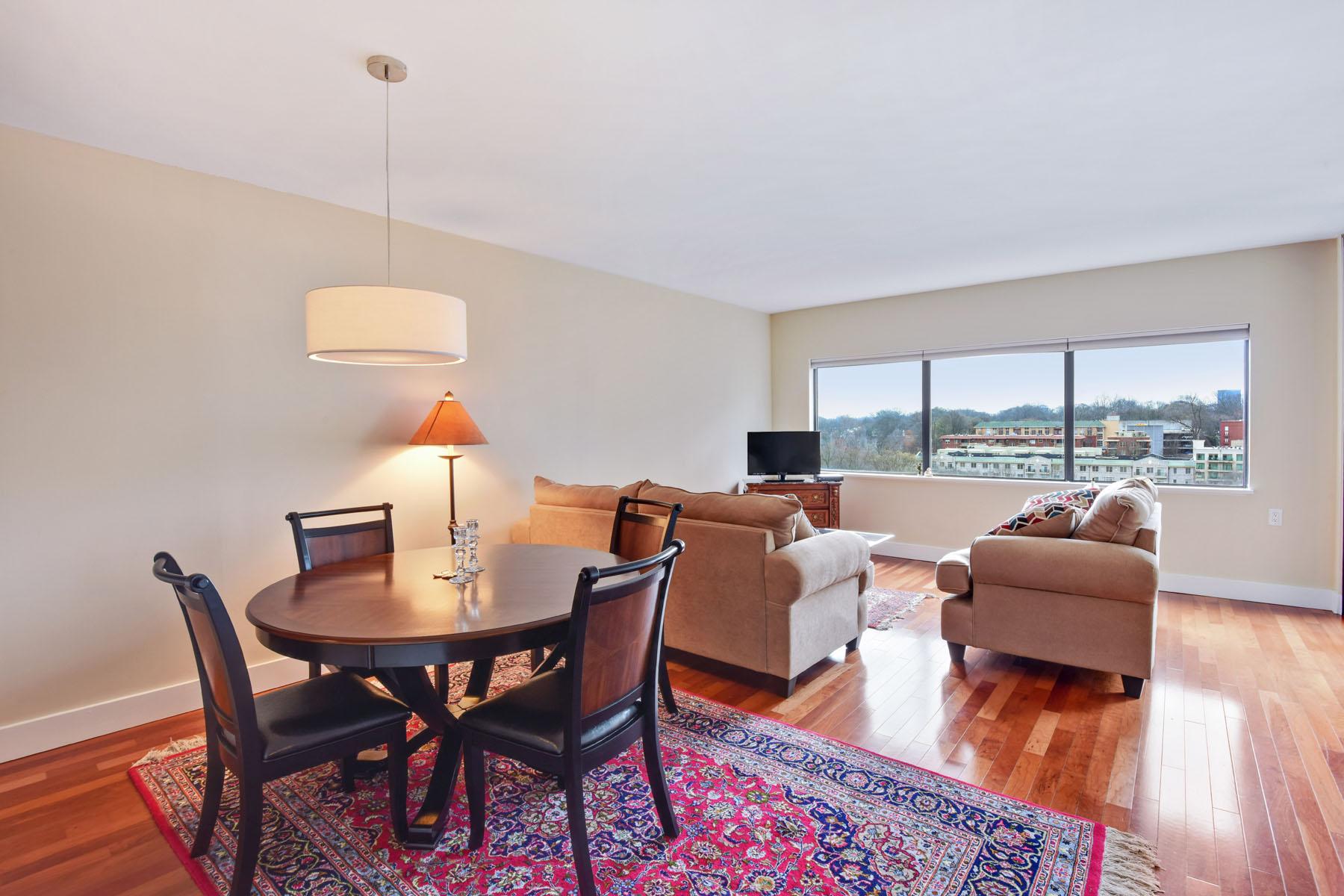 Condominium for Rent at Beautiful Midtown Condo 1130 Piedmont Ave 1105, Midtown, Atlanta, Georgia, 30309 United States