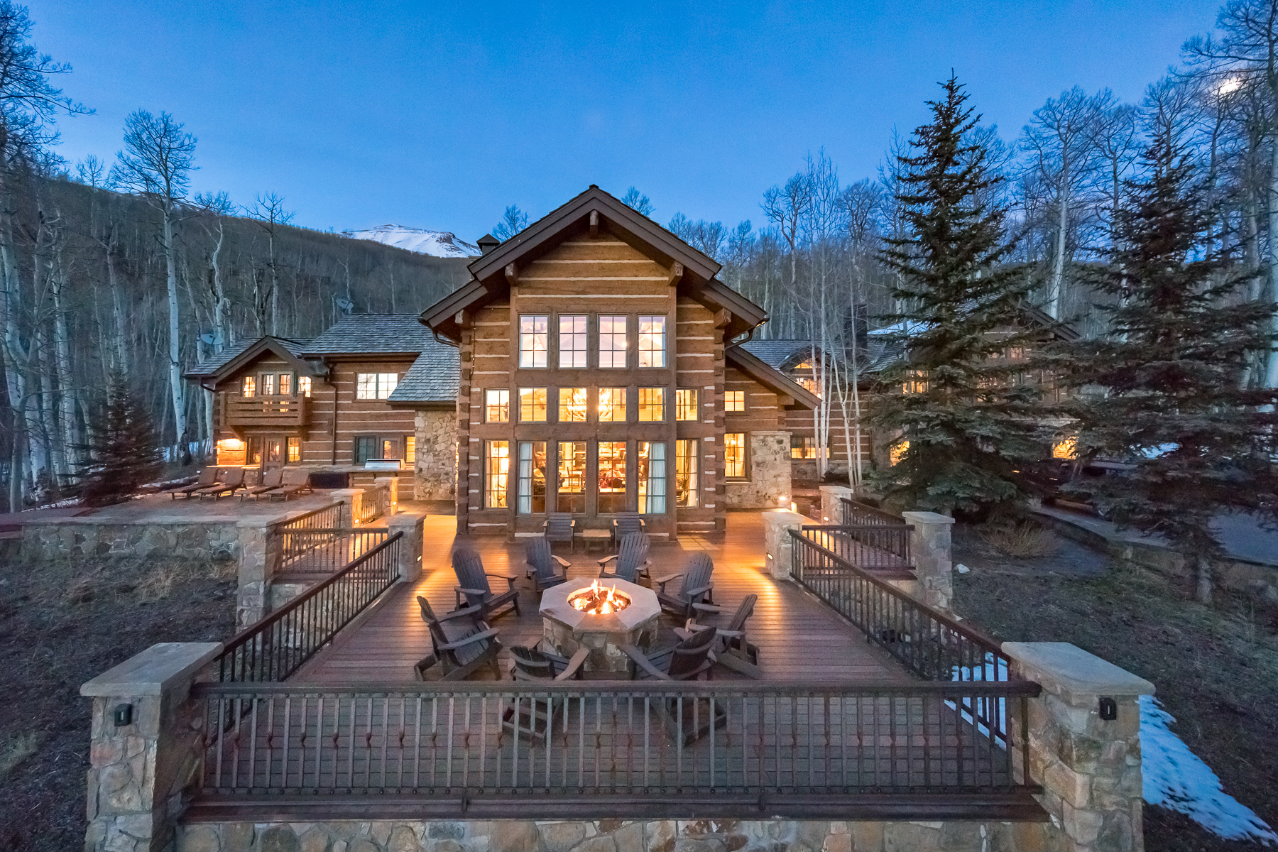 Single Family Home for Active at 106 Cristina's Way 106 Cristina's Way Telluride, Colorado 81435 United States