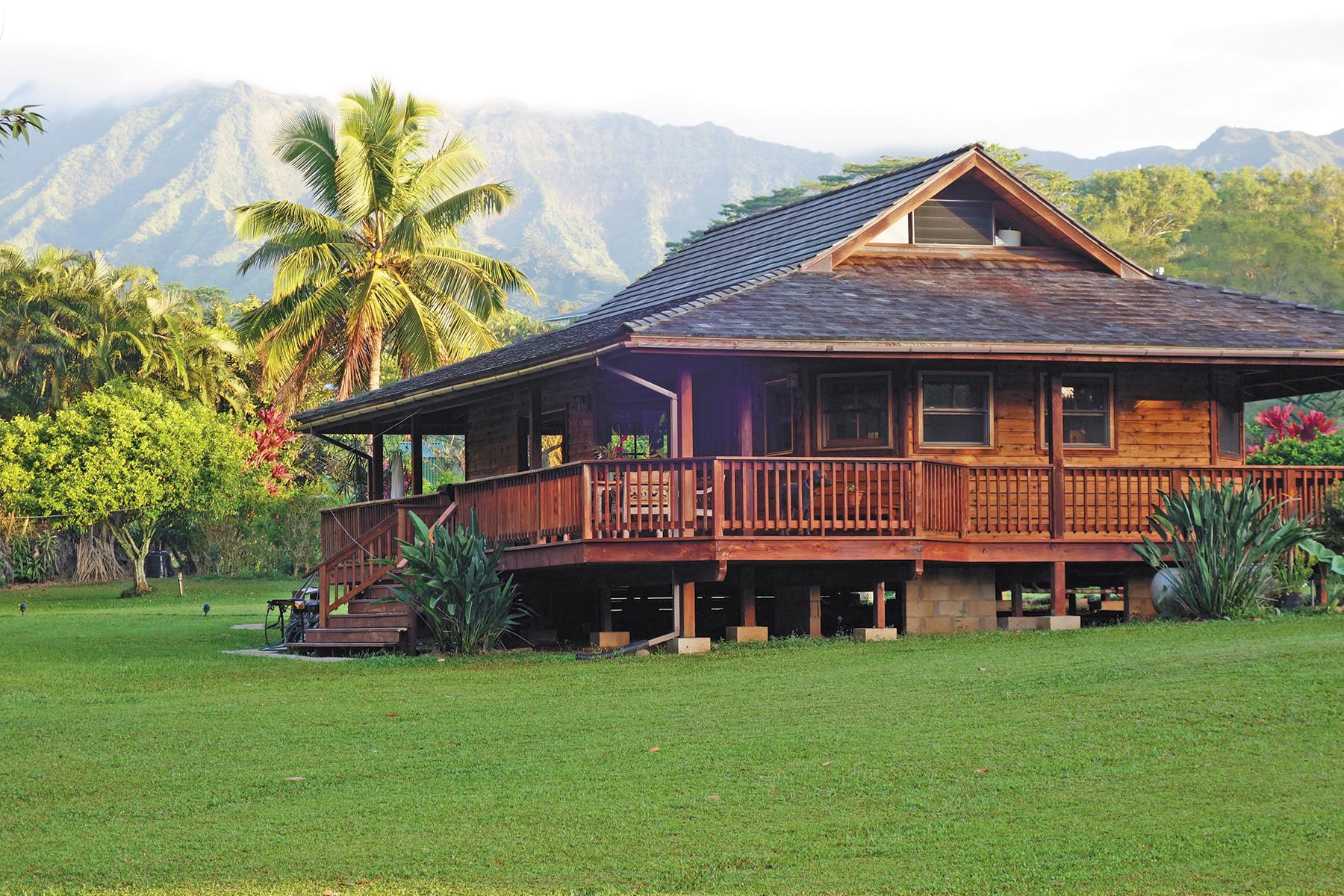 Single Family Homes για την Πώληση στο 6468 Kipapa Road, Kapaa, Χαβαη 96746 Ηνωμένες Πολιτείες