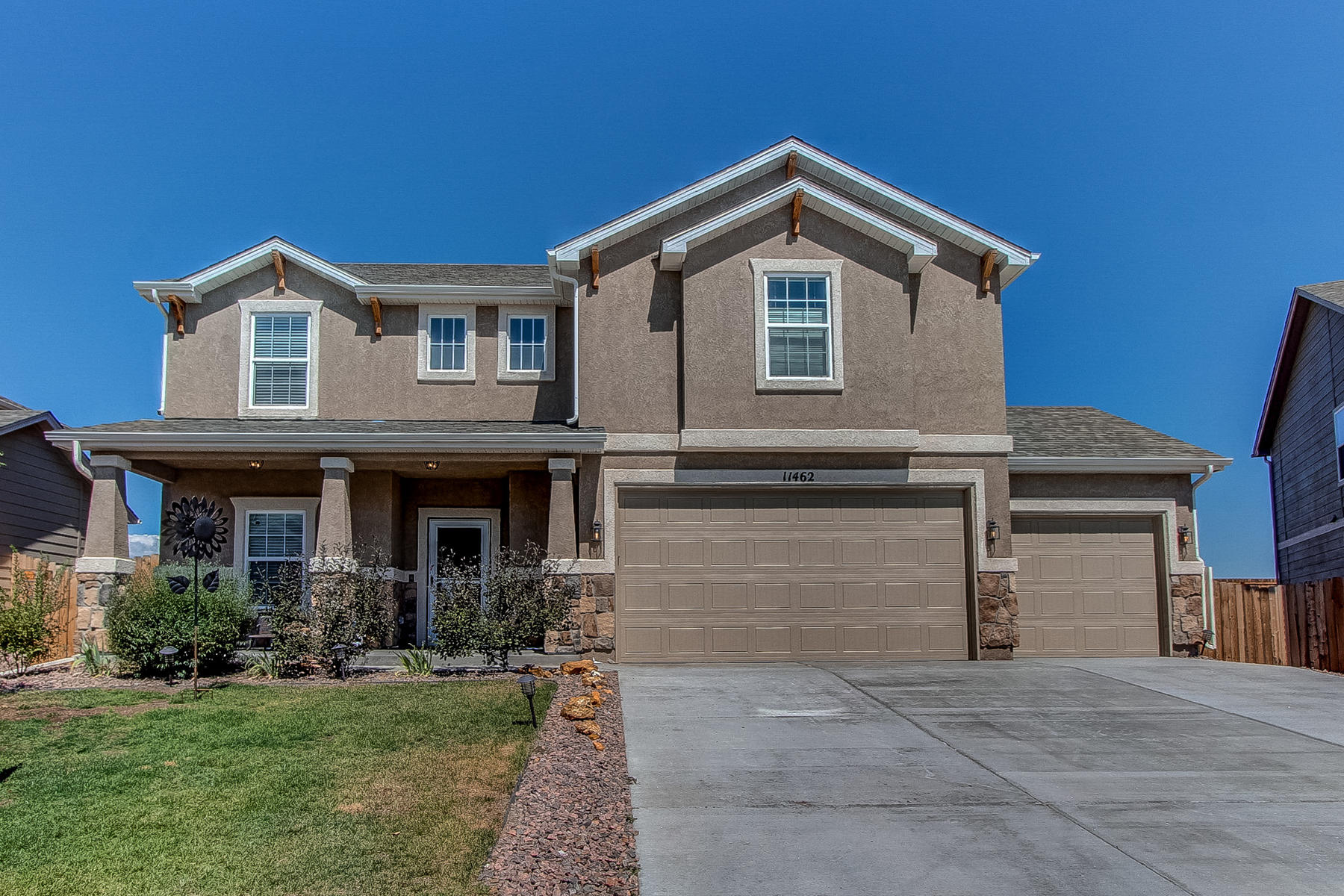 Single Family Homes for Active at 11462 Avena Road 11462 Avena Rd Peyton, Colorado 80831 United States