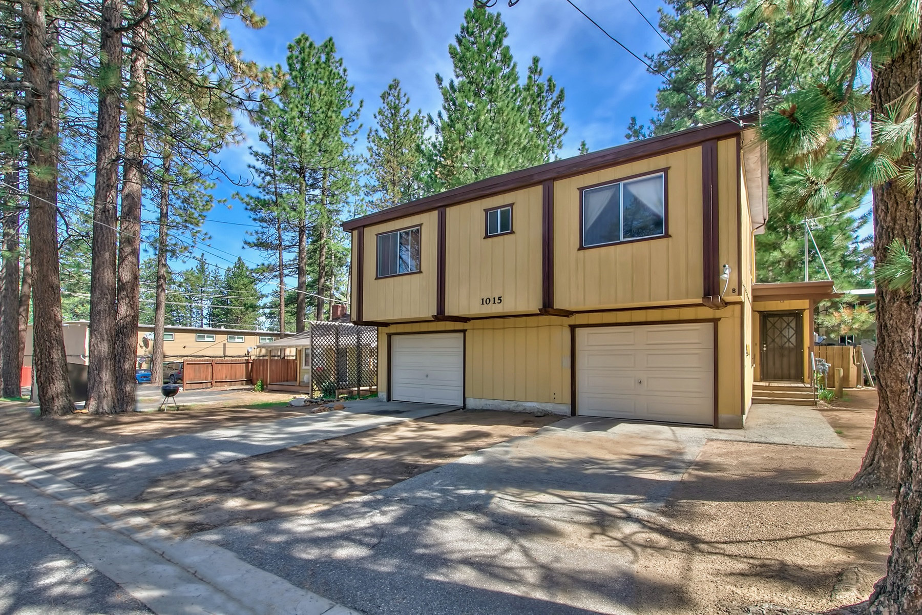 Multi-Family Home for Active at 1015 Glen Drive, South Lake Tahoe, California 96150 1015 Glen Road South Lake Tahoe, California 96150 United States