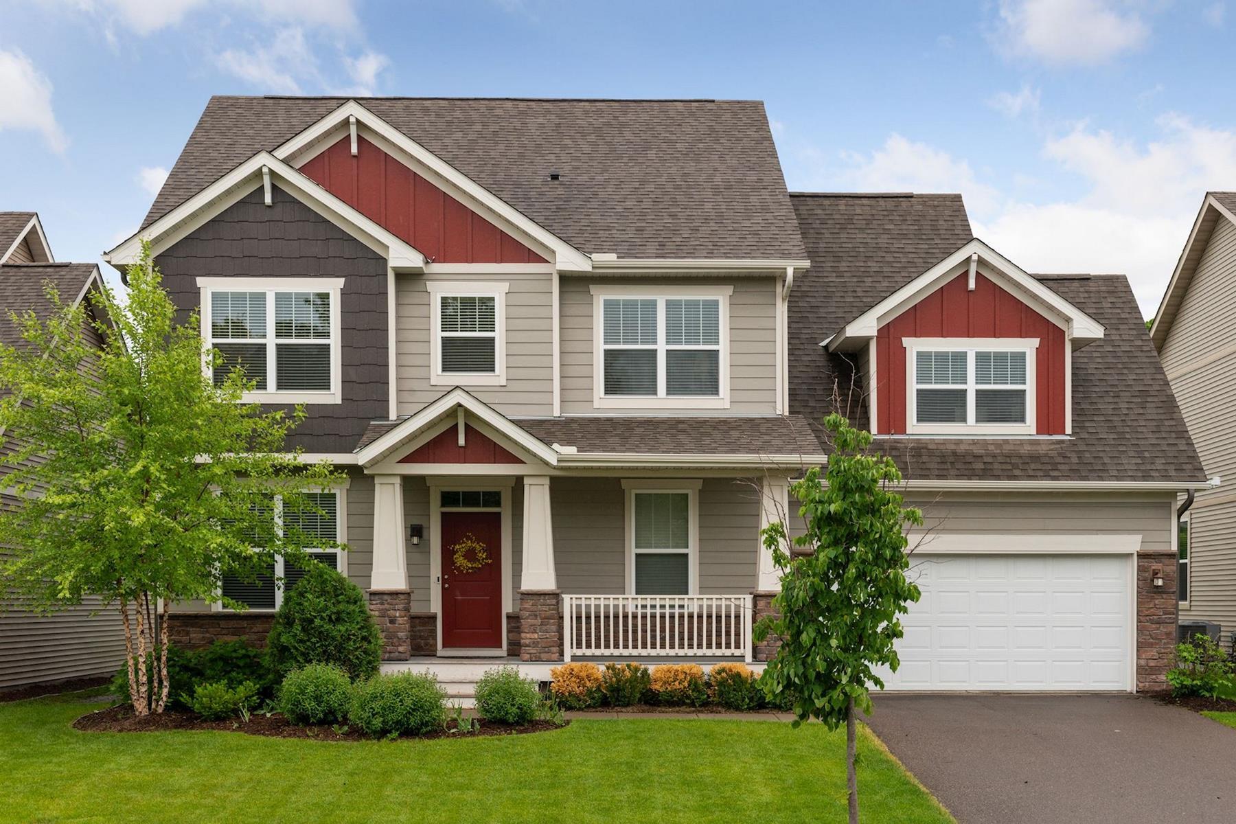 Single Family Homes voor Verkoop op Chaska, Minnesota 55318 Verenigde Staten