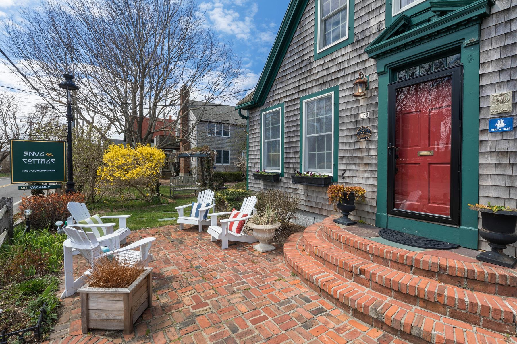 Other Residential for Sale at Snug Cottage 178 Bradford Street Provincetown, Massachusetts 02657 United States
